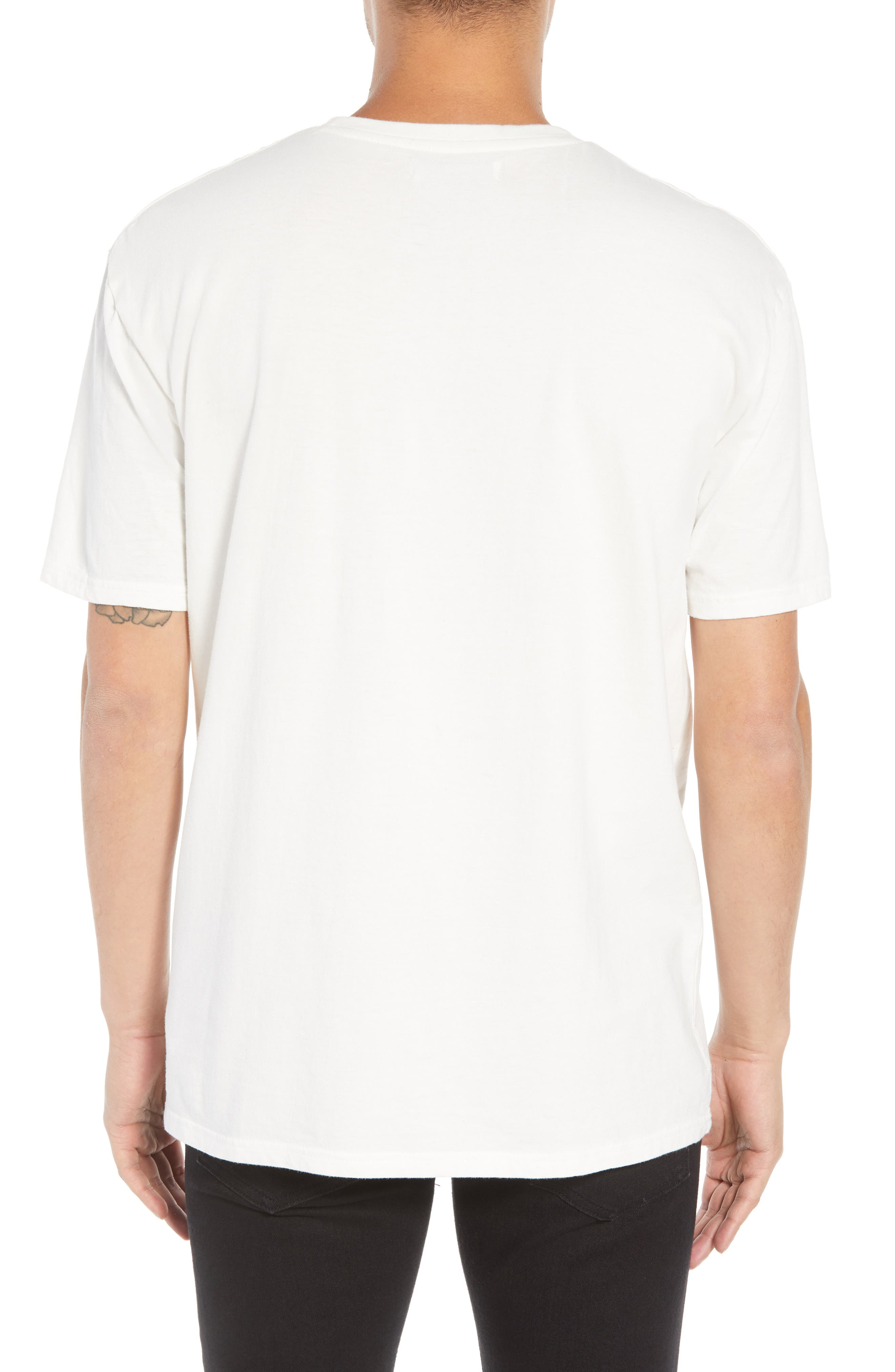 Gizmo Graphic Tee,                             Alternate thumbnail 2, color,                             WHITE
