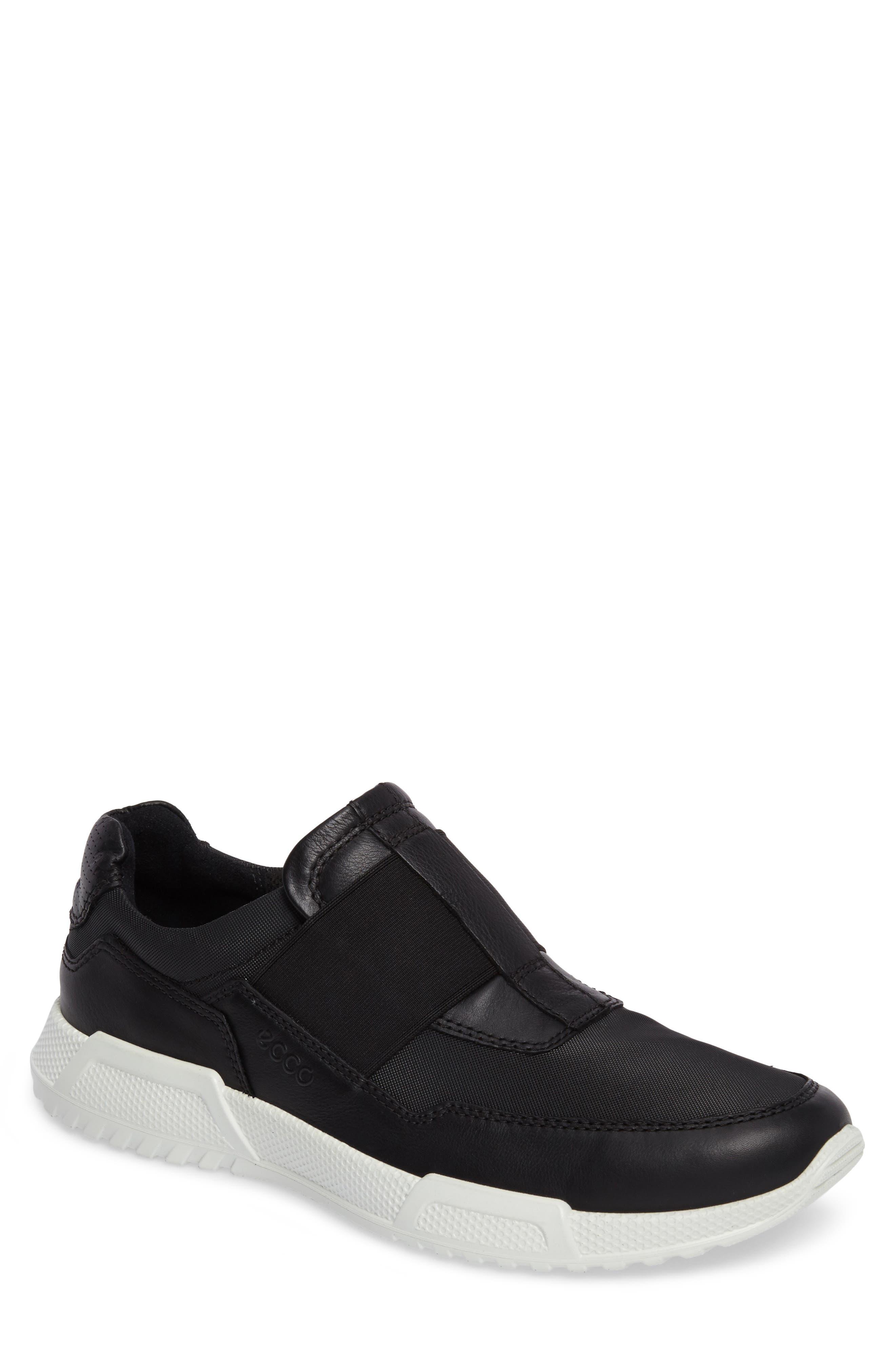 Luca Slip-On Sneaker,                         Main,                         color, 001