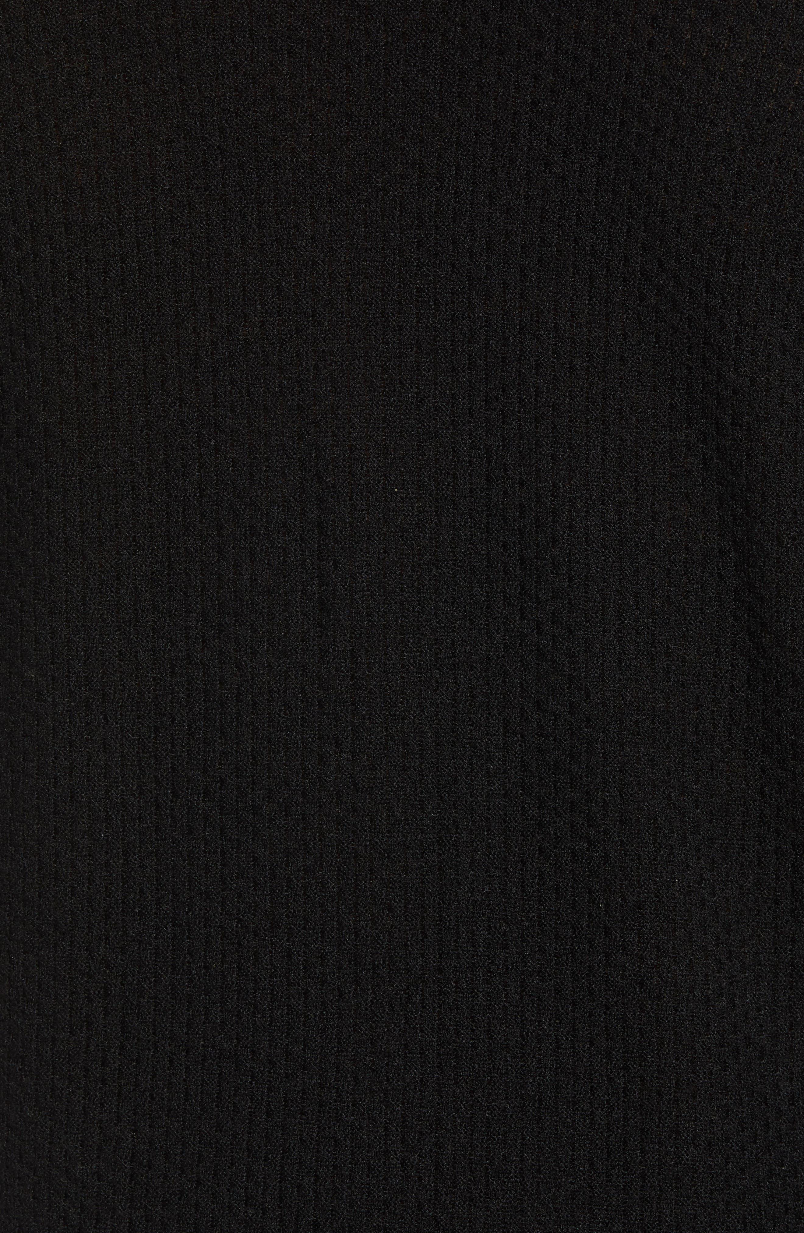 Capilene<sup>®</sup> Air Hoodie,                             Alternate thumbnail 5, color,                             BLACK