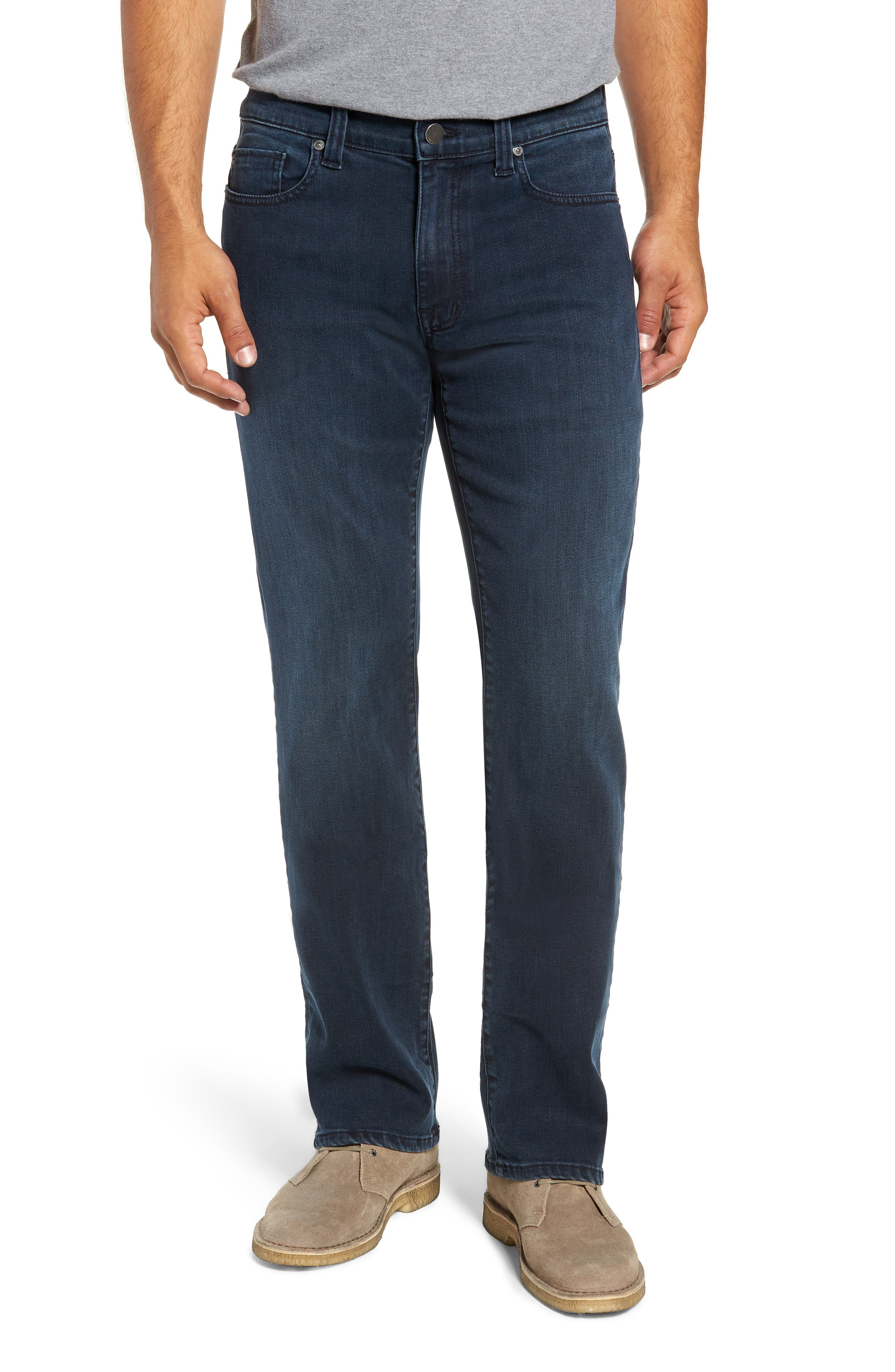 50-11 Relaxed Fit Jeans,                             Main thumbnail 1, color,                             MILLI BLUE