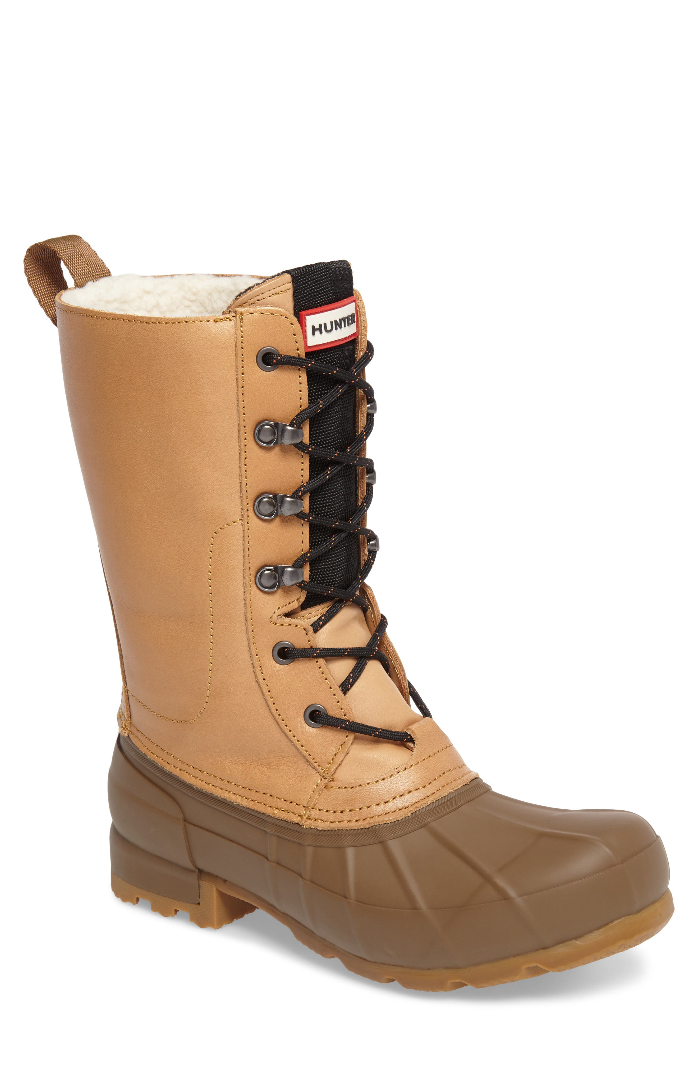 Original Pac Waterproof Boot,                             Main thumbnail 1, color,                             PLUTO / LIGHT KHAKI BROWN