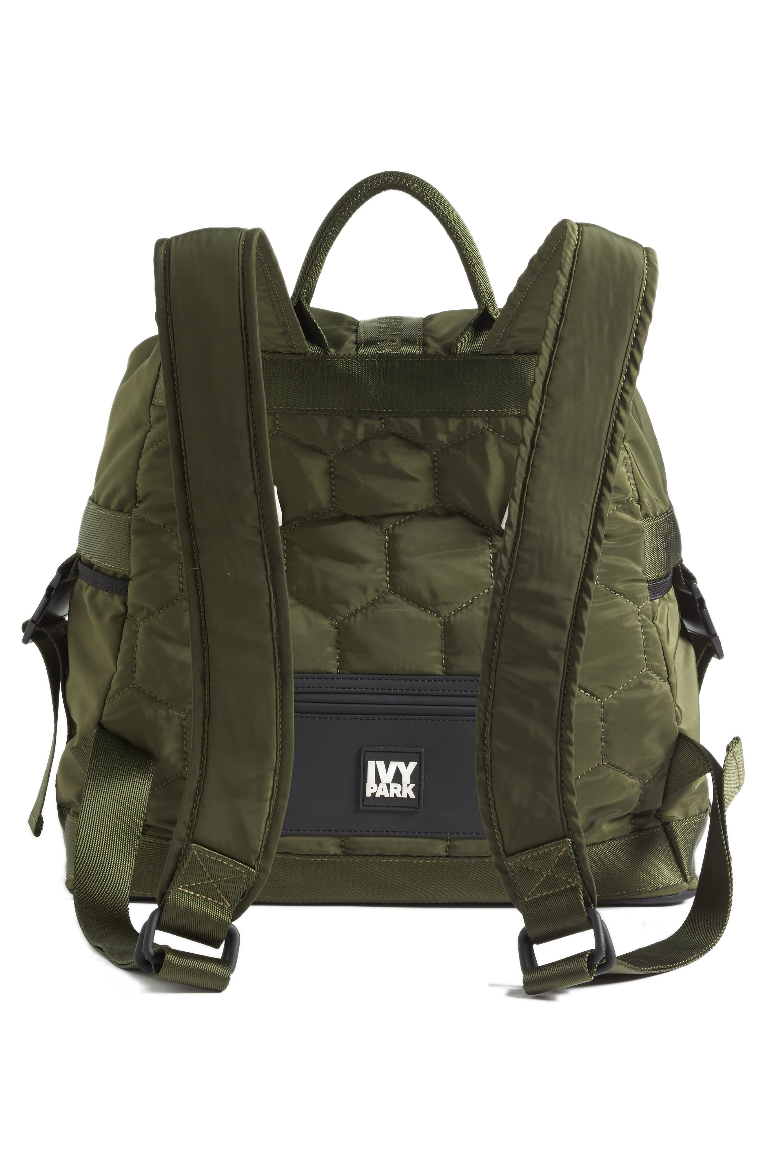 Parachute Strap Backpack,                             Alternate thumbnail 3, color,                             310
