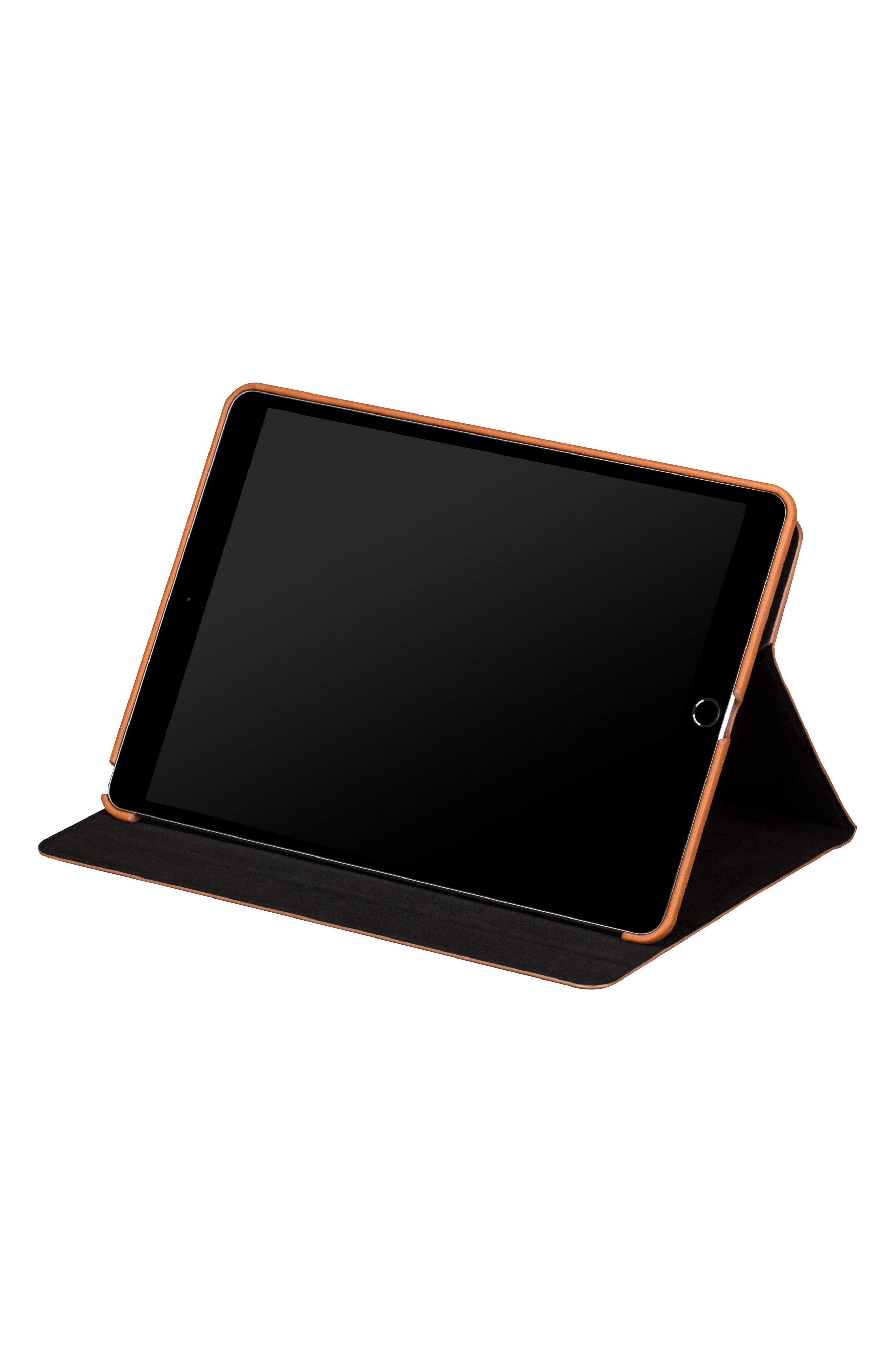 Vettra 360 iPad Pro 10.5 Case,                             Alternate thumbnail 4, color,                             TAN