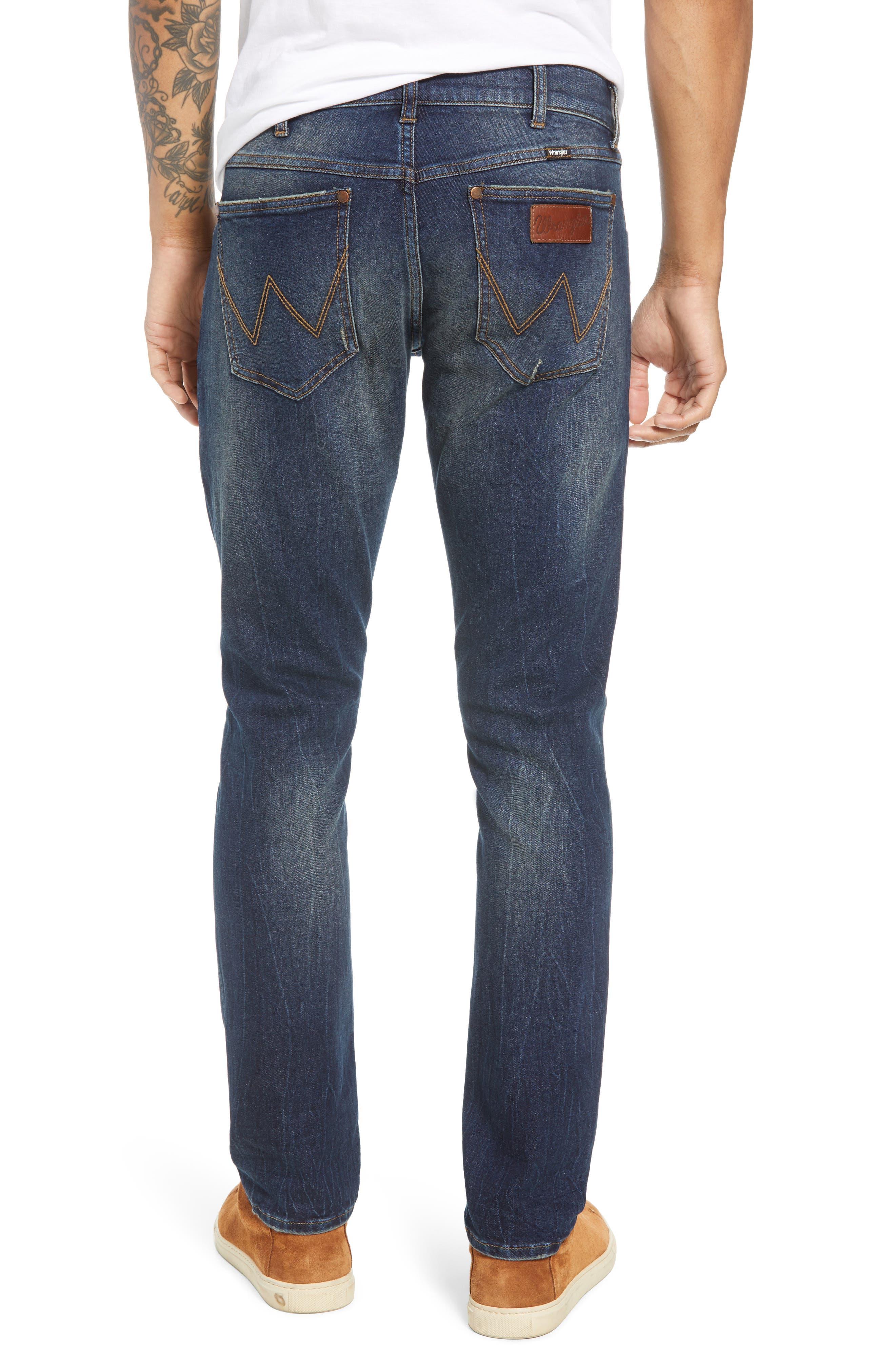 Larston Slim Fit Jeans,                             Alternate thumbnail 2, color,                             VINTAGE DARK