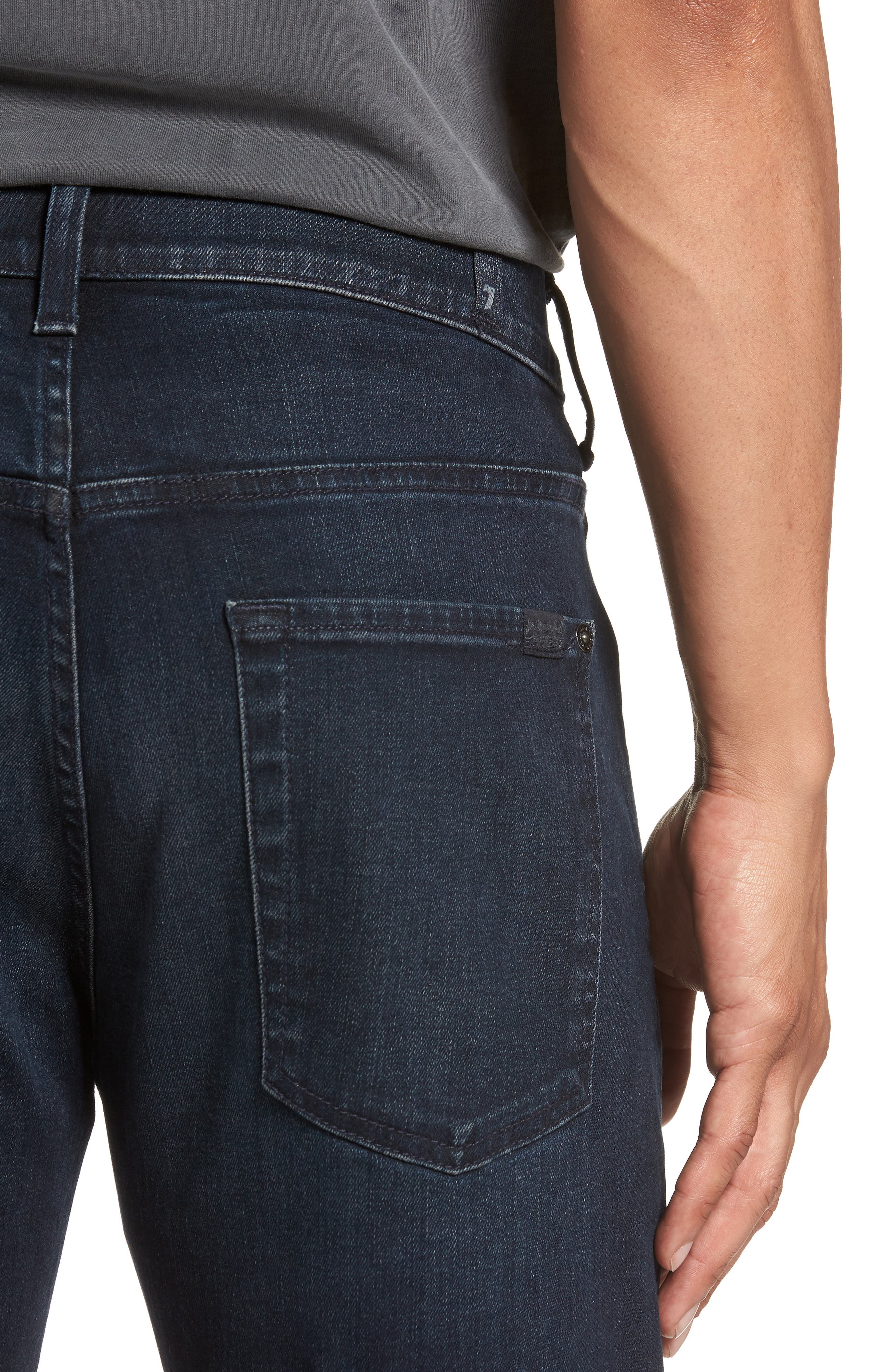 Austyn Relaxed Fit Jeans,                             Alternate thumbnail 4, color,                             400