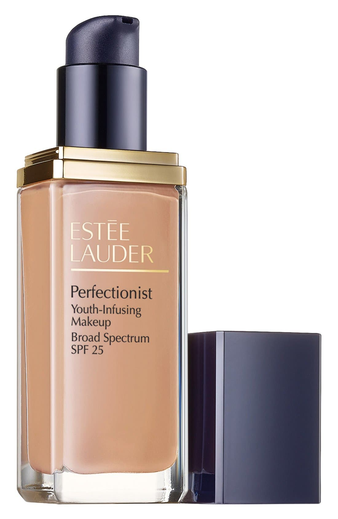 Perfectionist Youth-Infusing Makeup Broad Spectrum SPF 25,                             Main thumbnail 1, color,                             2C1 PURE BEIGE