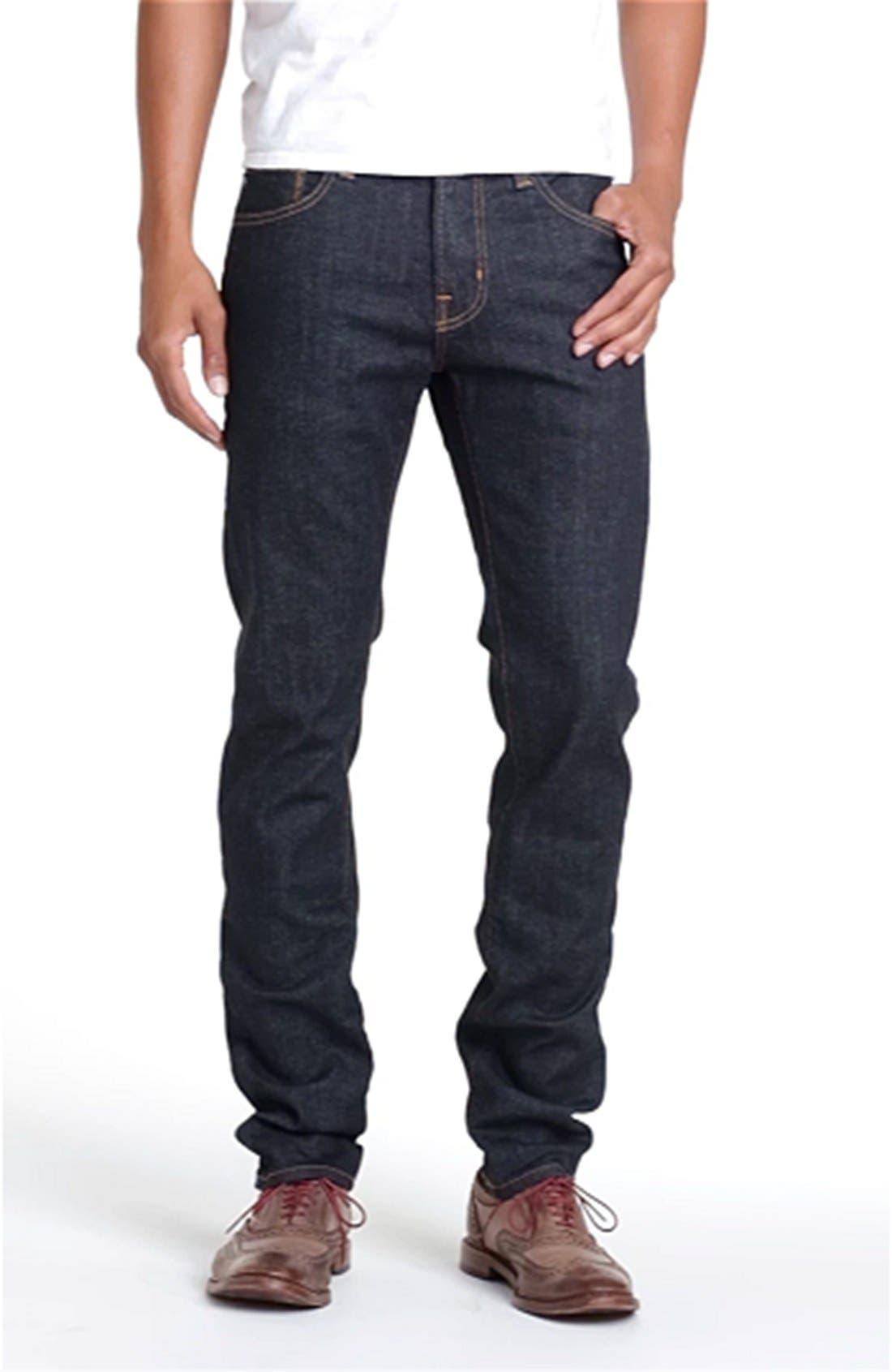 AG,                             'Dylan' Skinny Fit Jeans,                             Alternate thumbnail 5, color,                             JACK