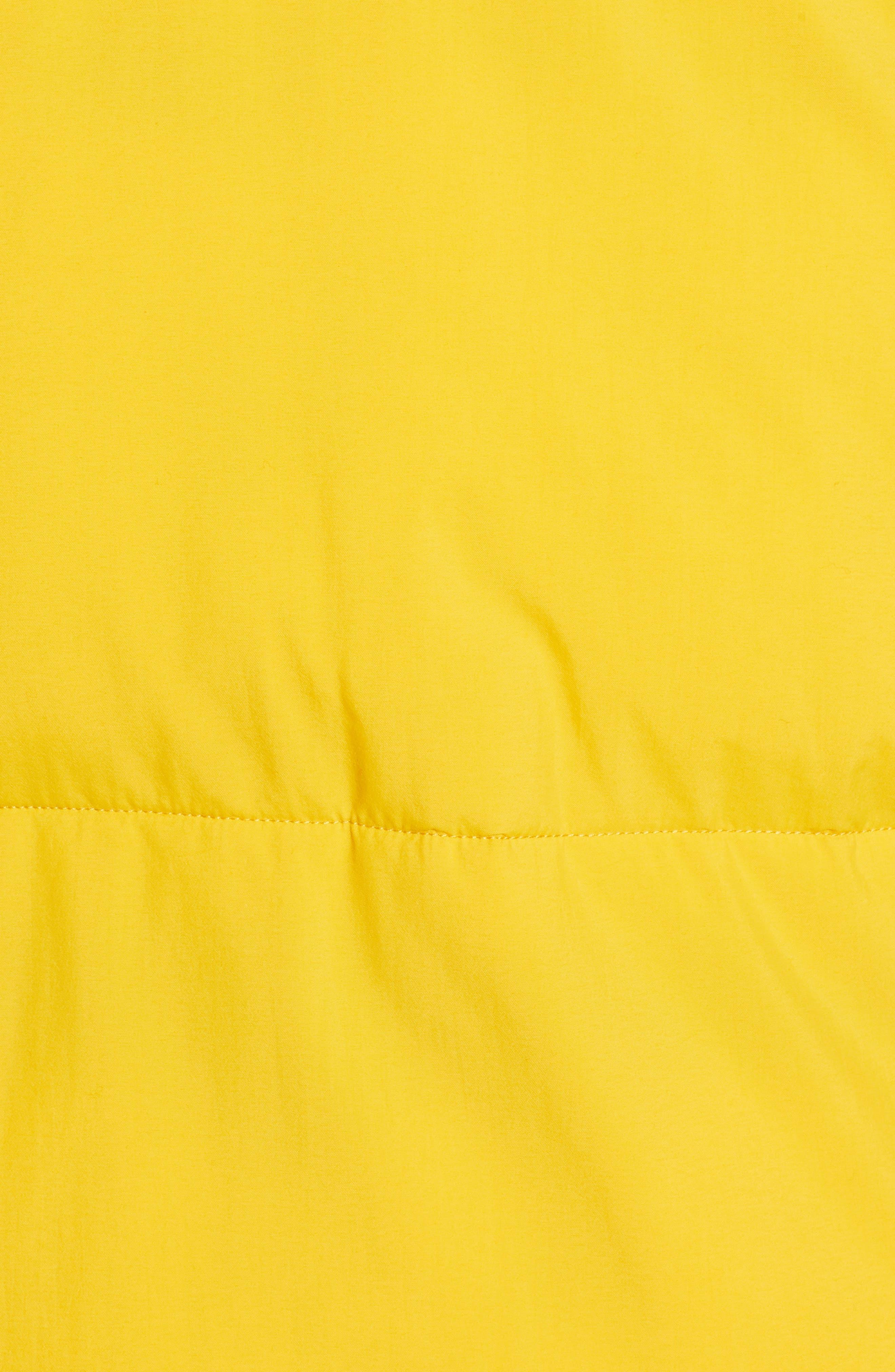 TJW Oversized Puffer Jacket,                             Alternate thumbnail 7, color,                             MANGO MOJITO