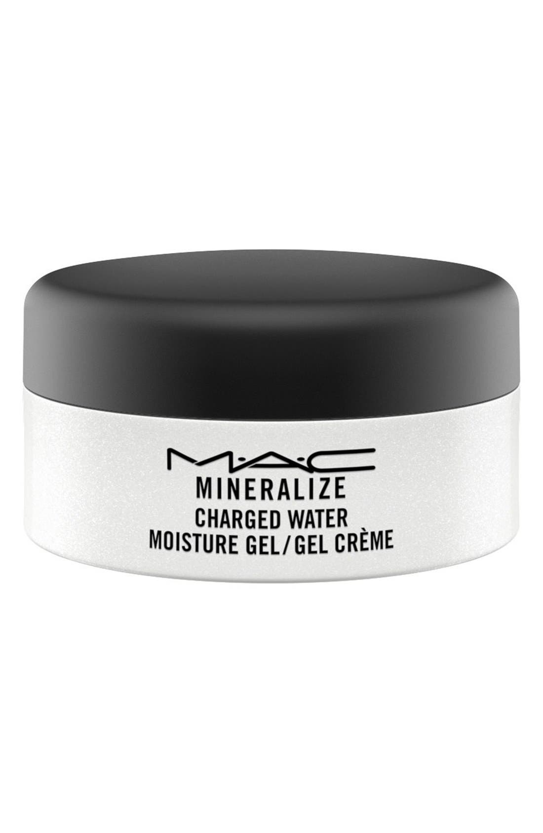 MAC Mineralize Charged Water Moisture Gel,                             Main thumbnail 1, color,                             NO COLOR