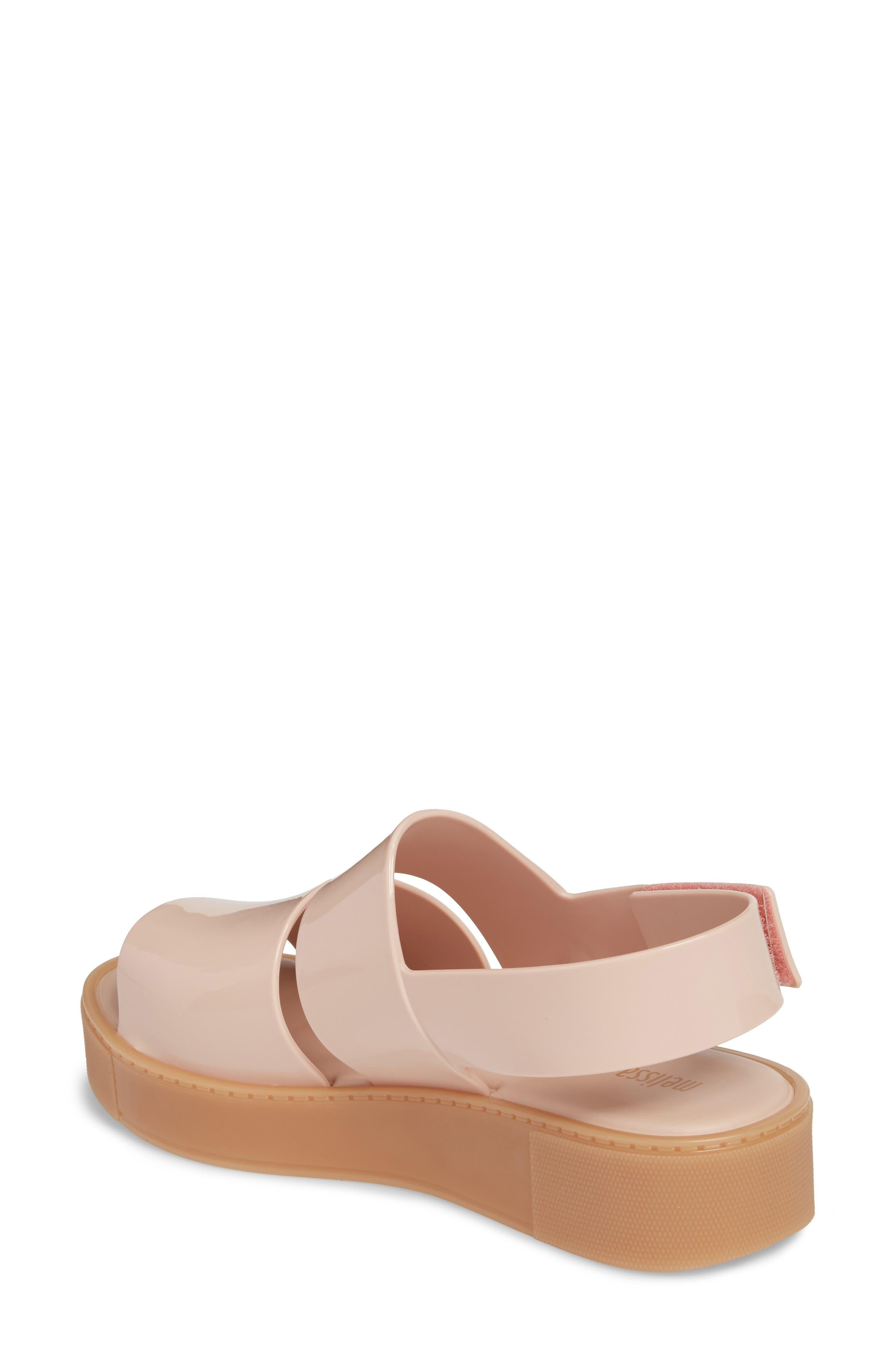 Soho Platform Sandal,                             Alternate thumbnail 4, color,