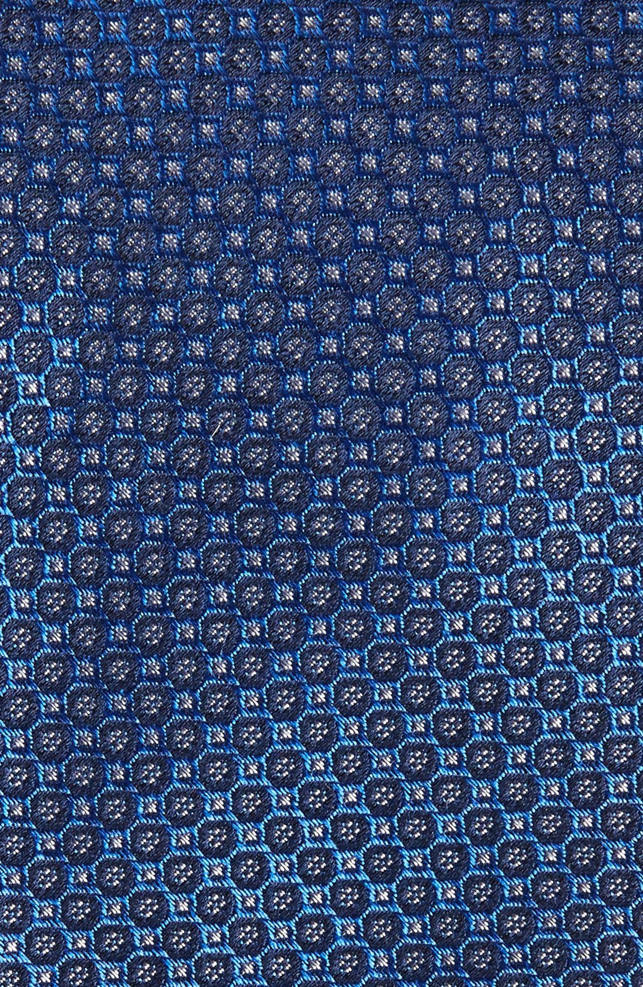 Park Ave Solid Silk Tie,                             Alternate thumbnail 6, color,