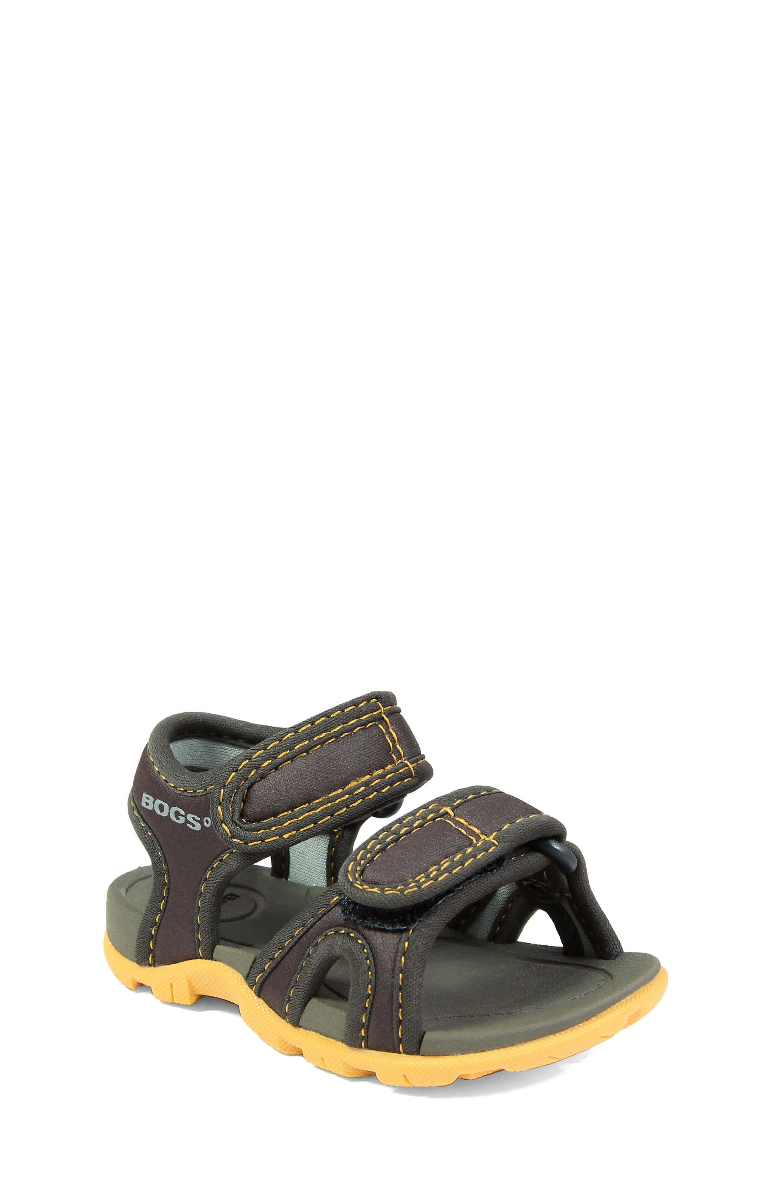 Whitefish Waterproof Sandal,                             Main thumbnail 1, color,                             OLIVE MULTI