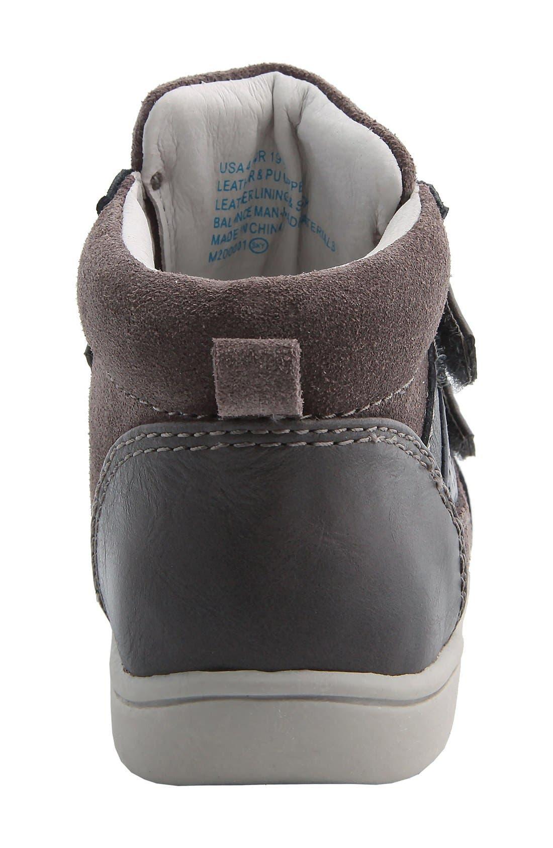 Nina 'Cairo' High Top Sneaker,                             Alternate thumbnail 4, color,                             064