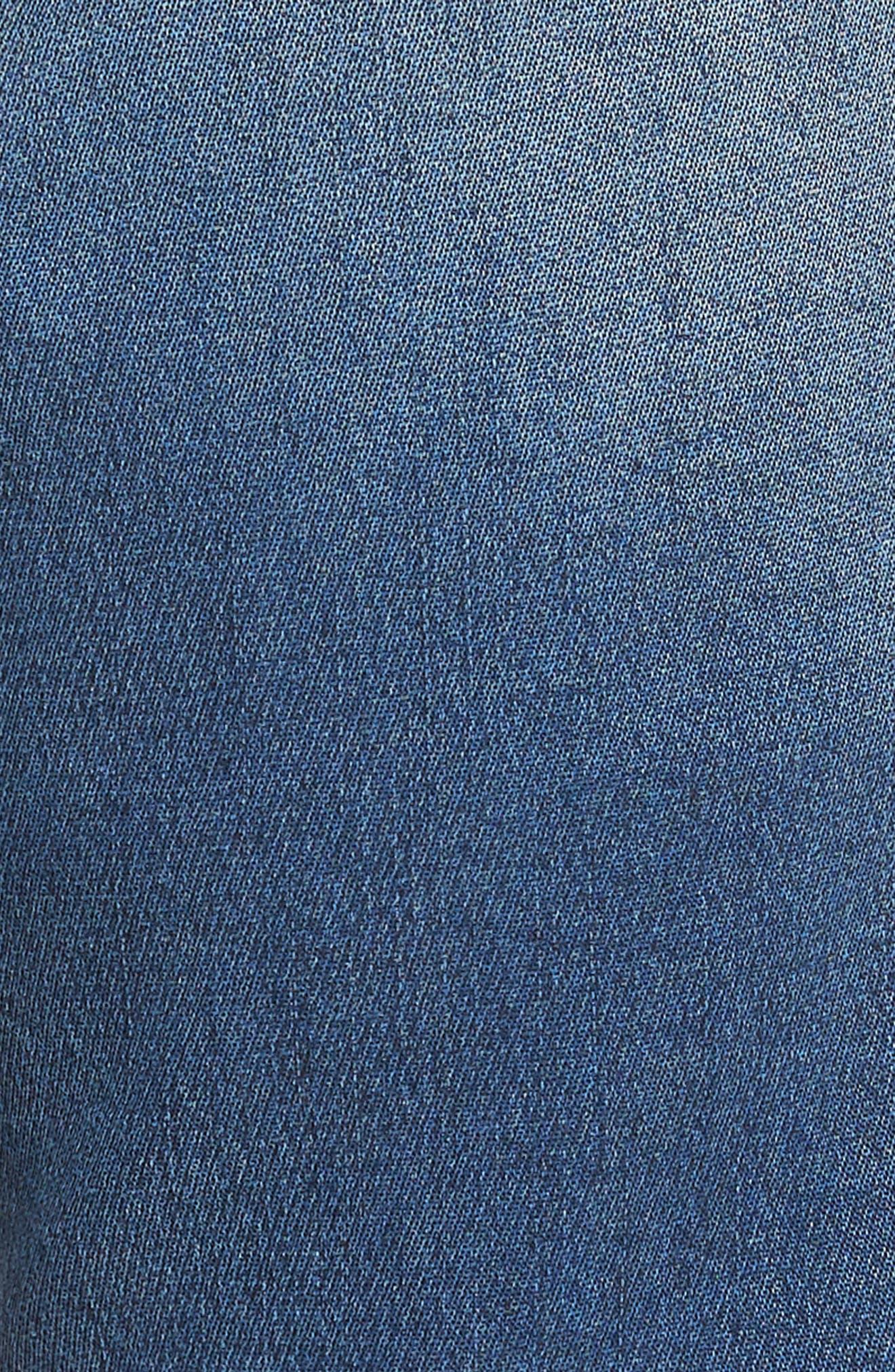 Bakari Skinny Fit Jeans,                             Alternate thumbnail 5, color,                             400