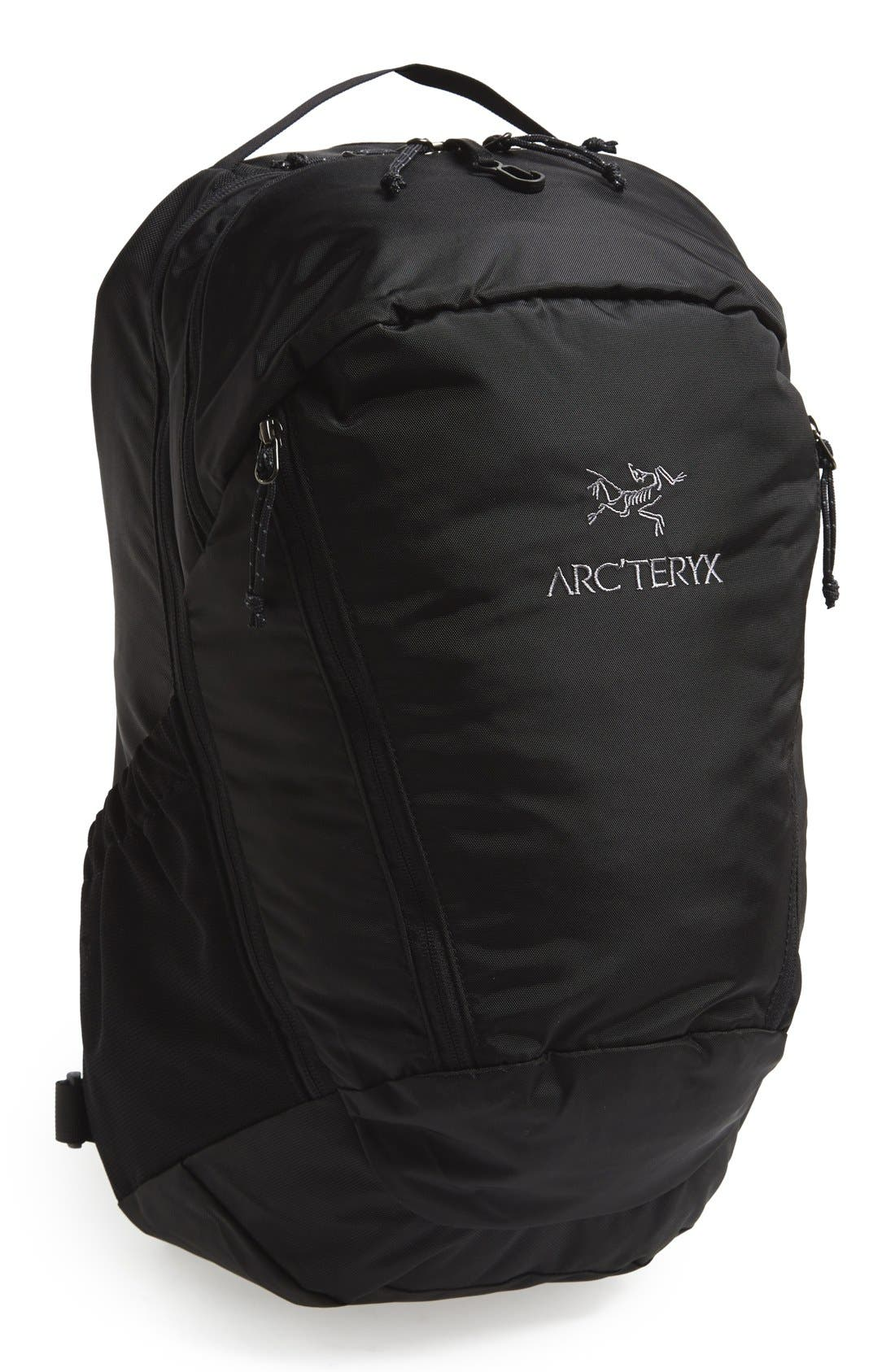 ARC'TERYX,                             'Mantis 26L' Backpack,                             Main thumbnail 1, color,                             001