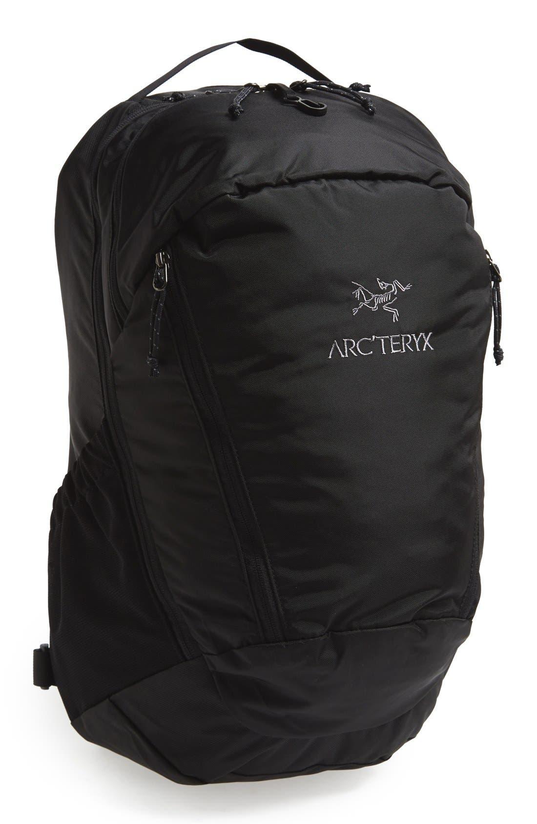 ARC'TERYX 'Mantis 26L' Backpack, Main, color, 001