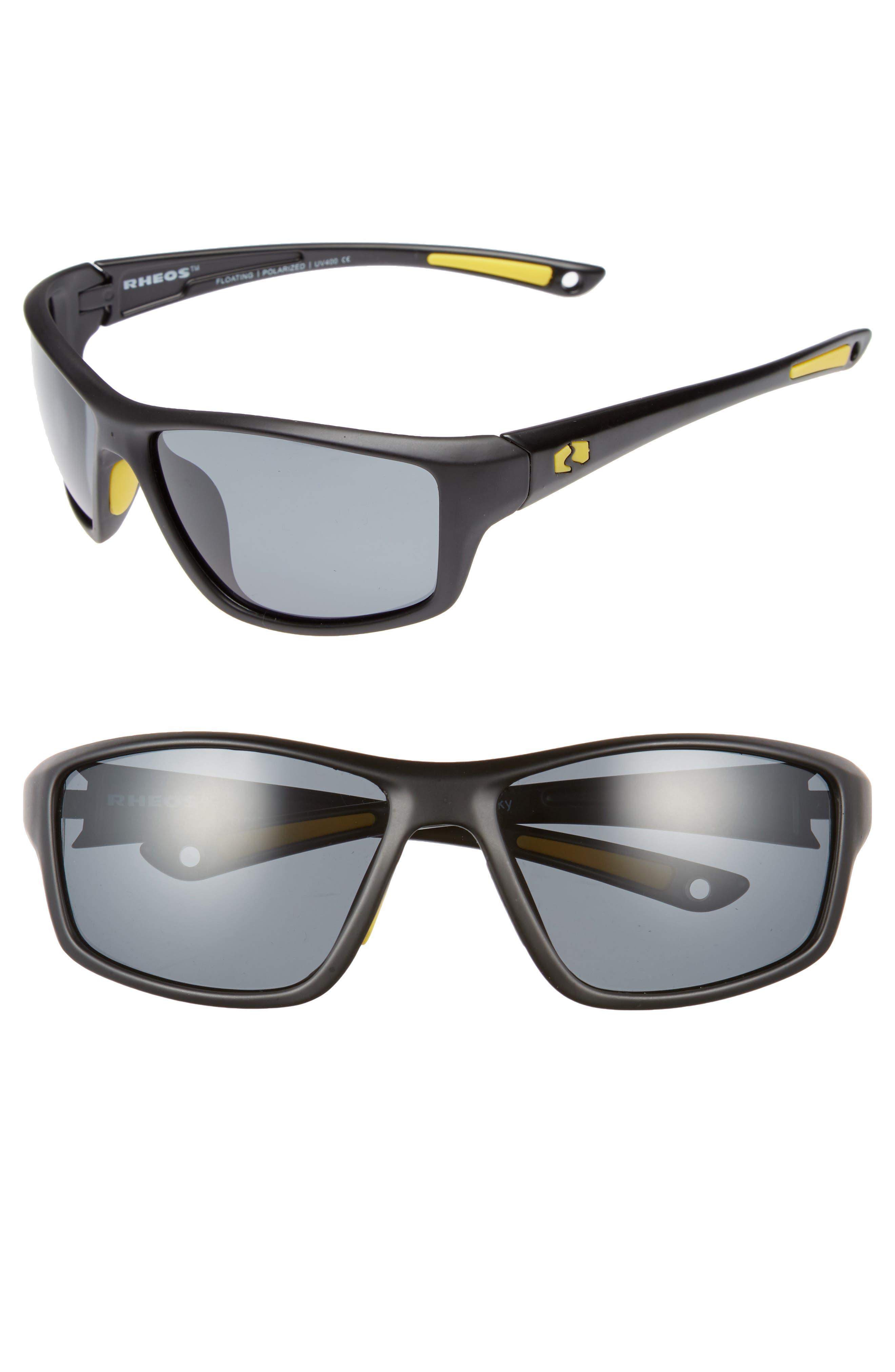 Eddies Floating 58mm Polarized Sunglasses,                         Main,                         color, 029