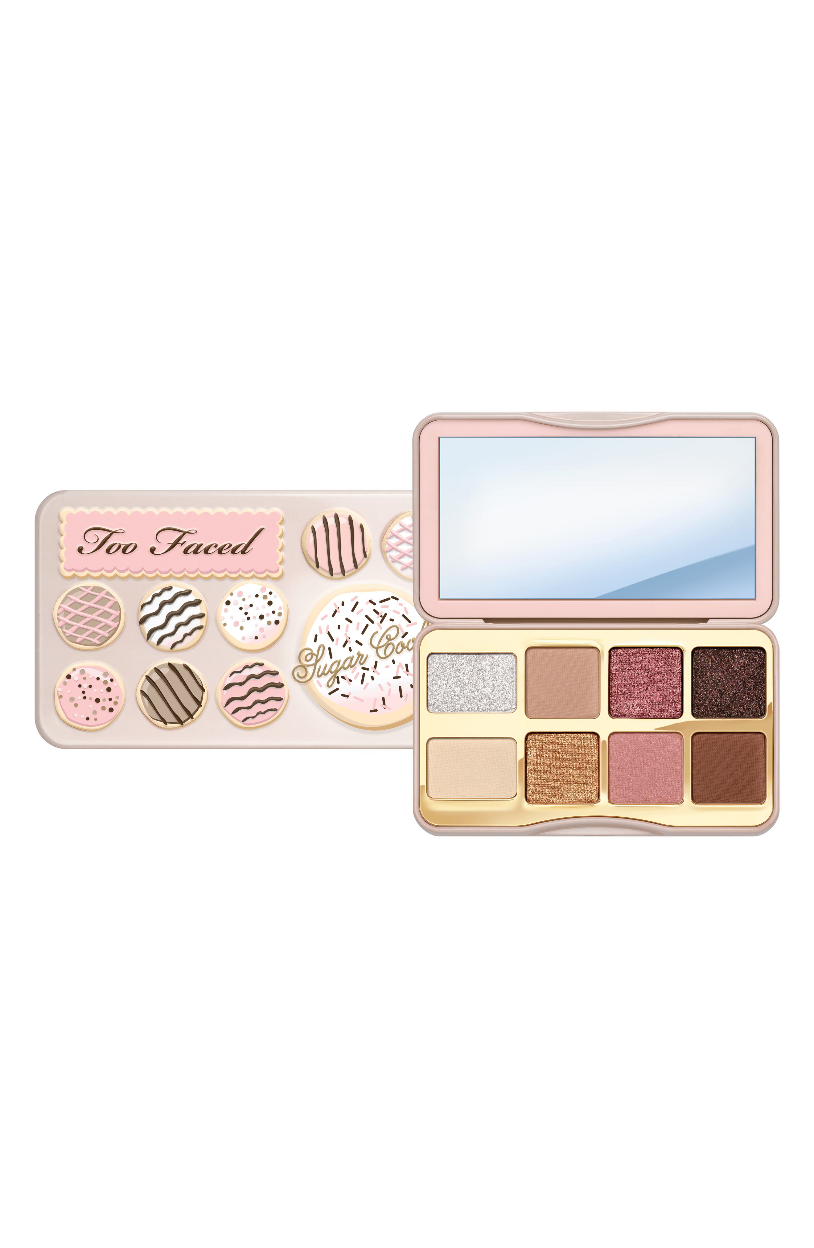 Sugar Cookie Eyeshadow Palette,                             Main thumbnail 1, color,                             NO COLOR