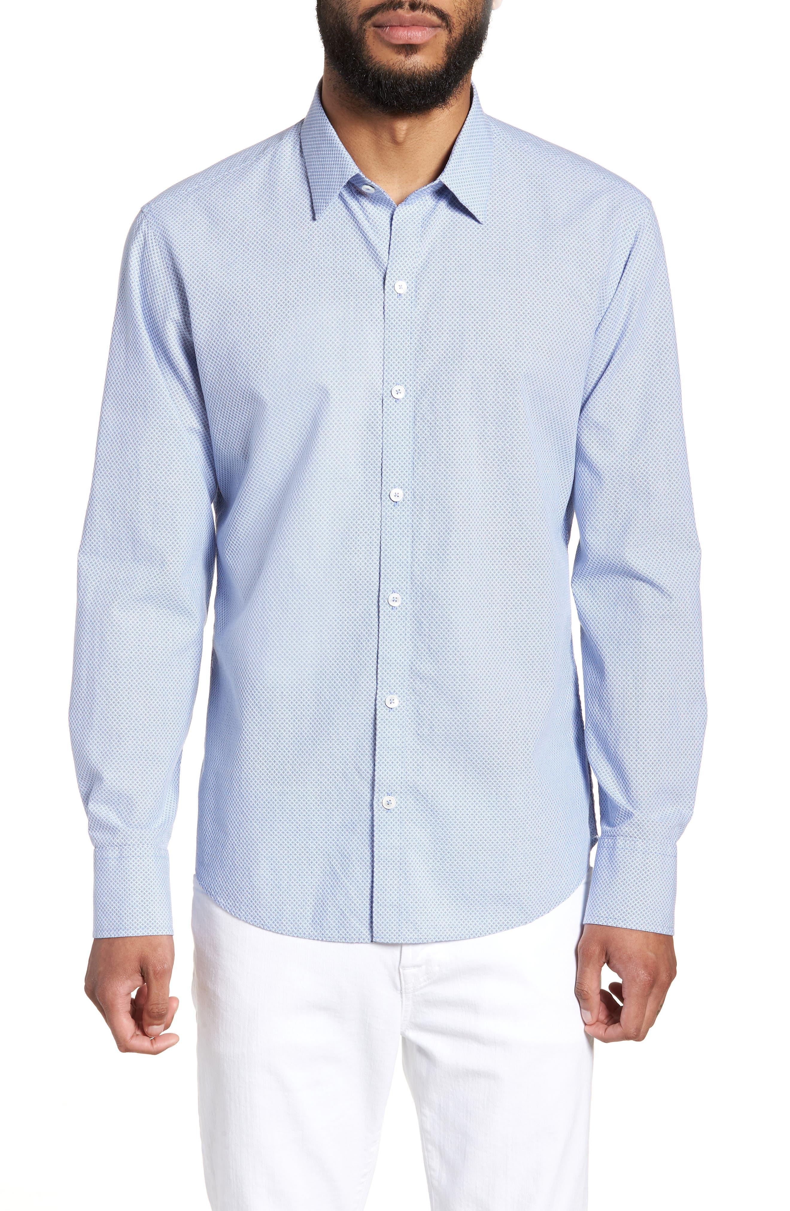 Jamba Regular Fit Sport Shirt,                             Main thumbnail 1, color,                             400