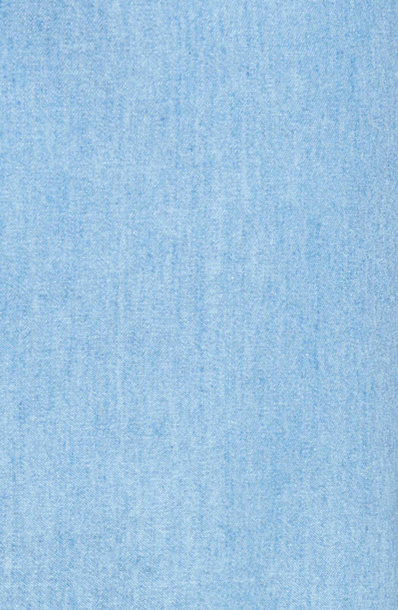 Tie Front Shorts,                             Alternate thumbnail 5, color,                             400