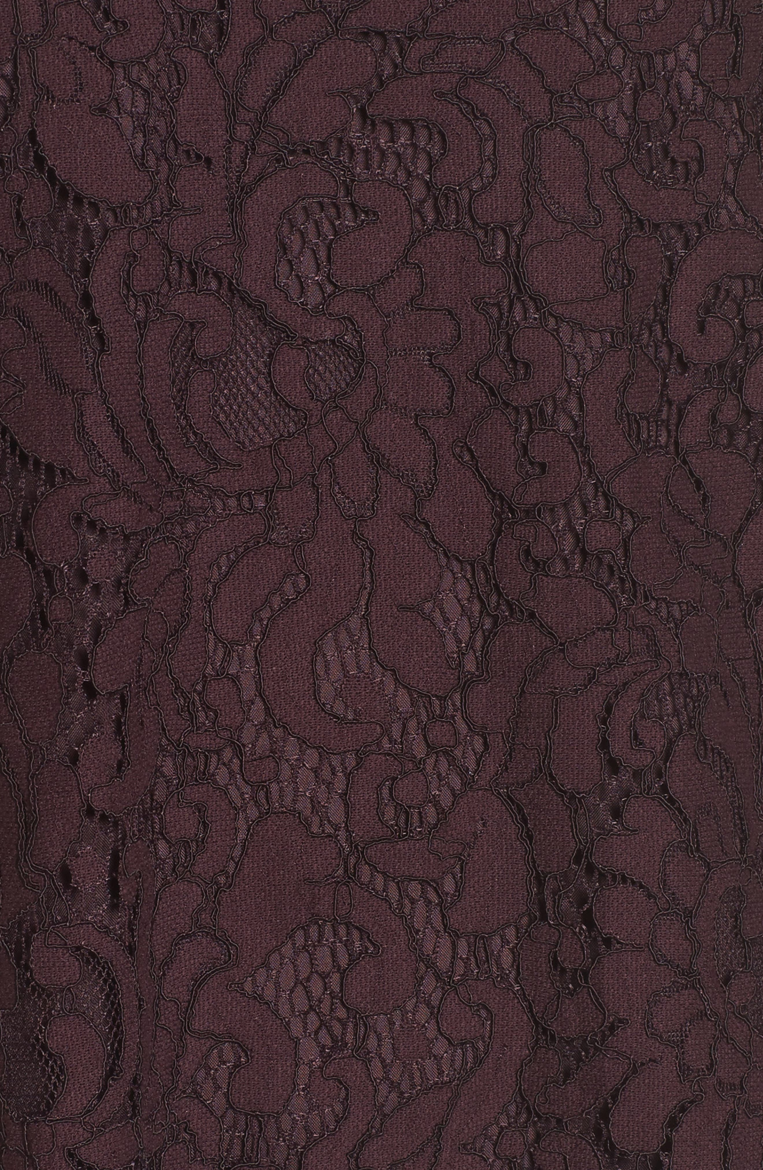 Adalira Off the Shoulder Lace Dress,                             Alternate thumbnail 5, color,                             930