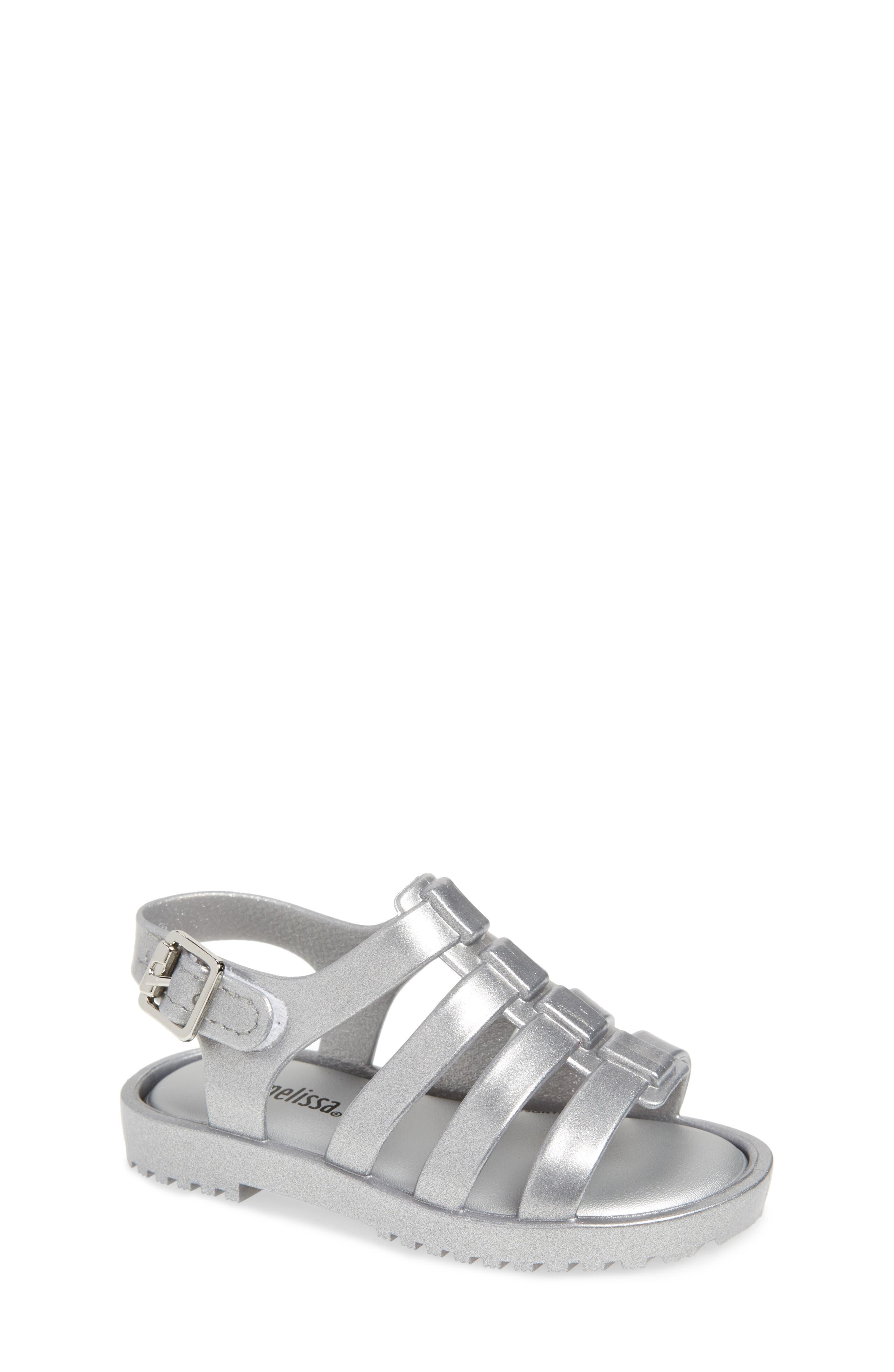 Mini Flox Shine Sandal,                             Main thumbnail 1, color,                             042