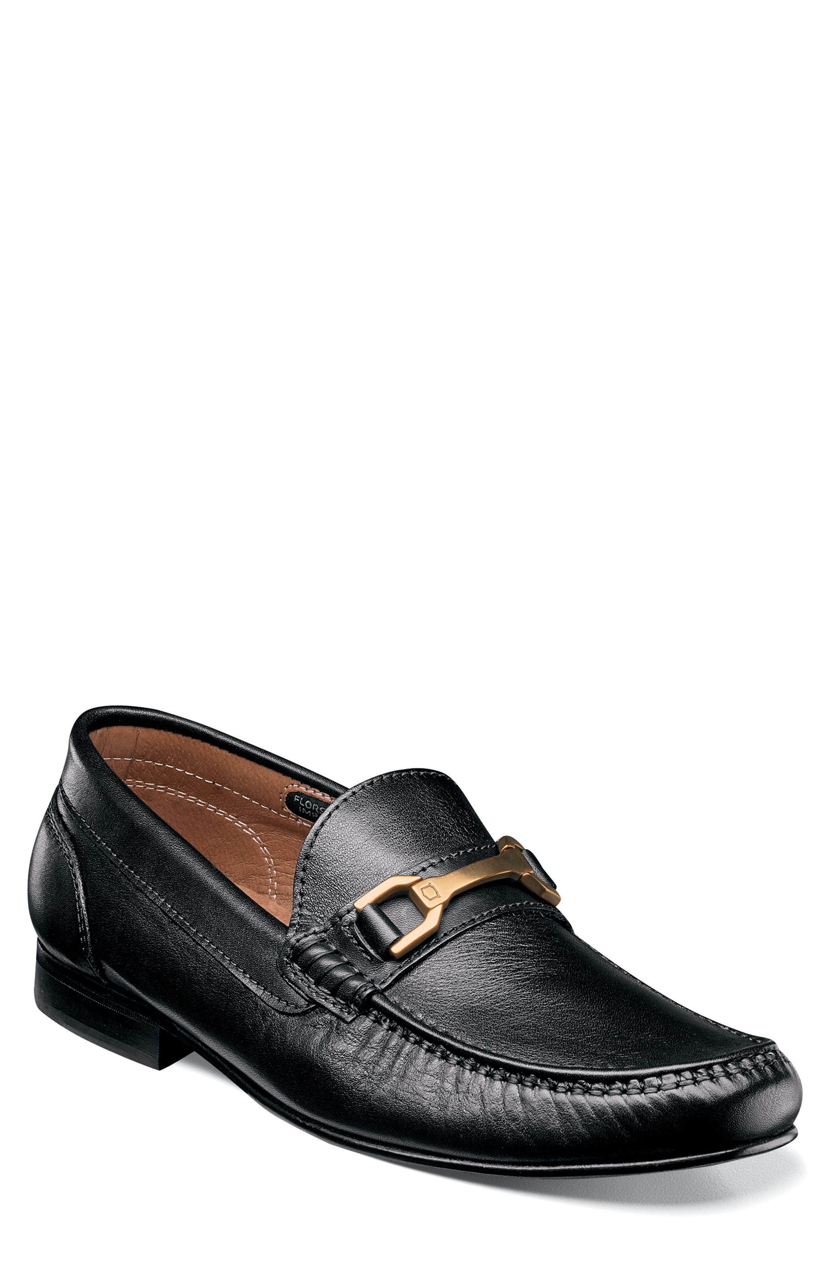 Boca Bit Loafer,                         Main,                         color, 001