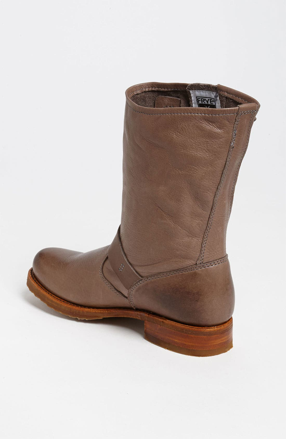 'Veronica Short' Slouchy Boot,                             Alternate thumbnail 28, color,