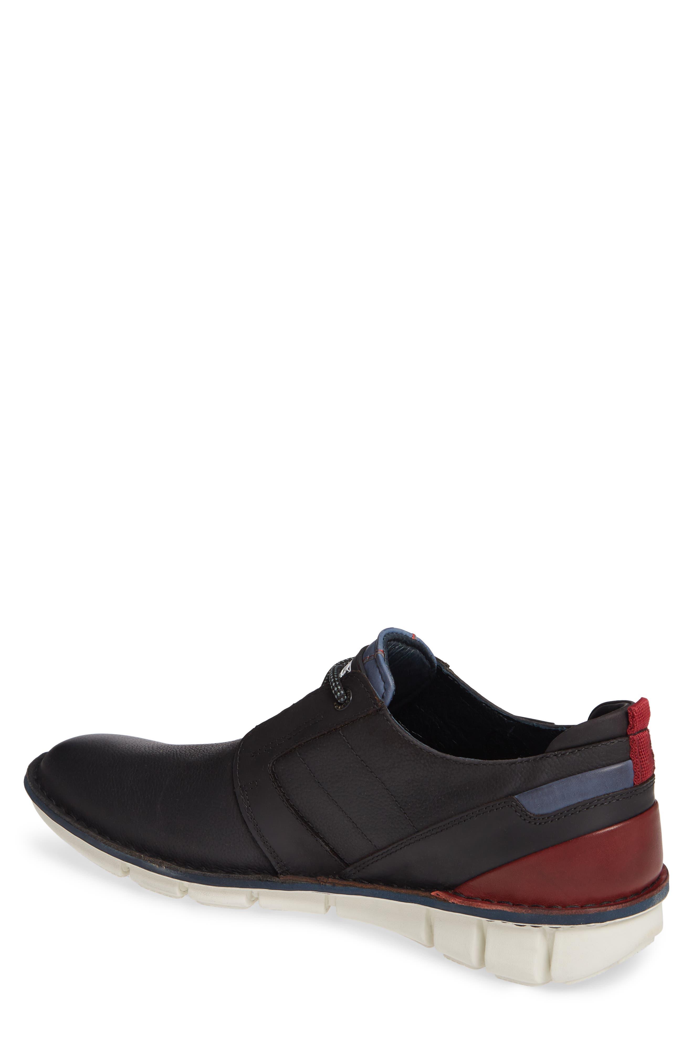 Tudela Plain Toe Derby,                             Alternate thumbnail 2, color,                             BLACK BLACK