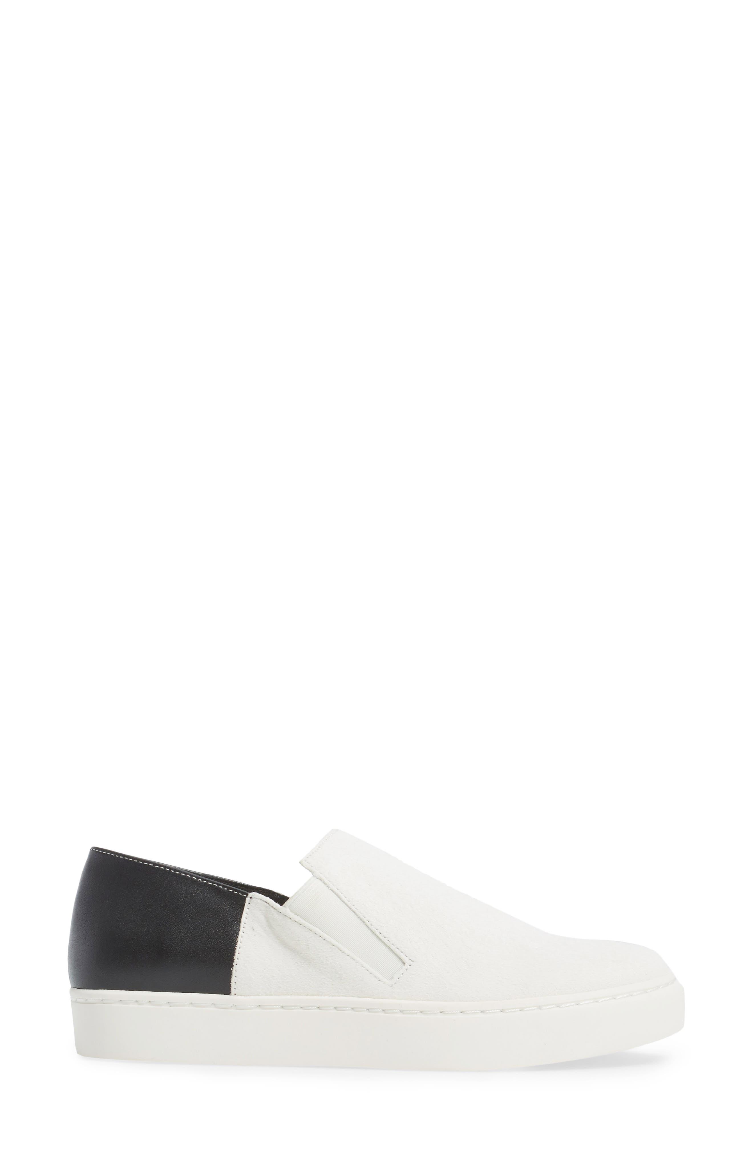 Varsity Slip-On Sneaker,                             Alternate thumbnail 8, color,