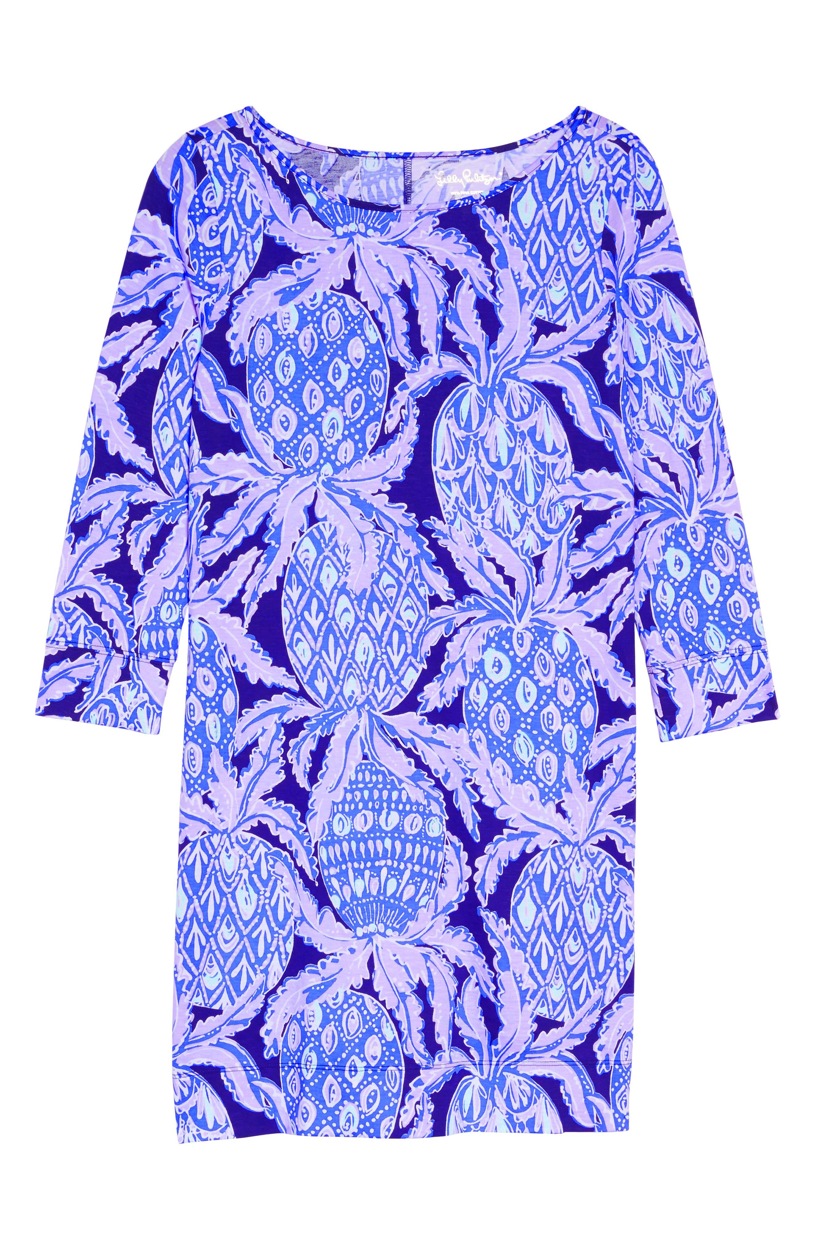 Marlowe Shift Dress,                             Alternate thumbnail 7, color,                             550