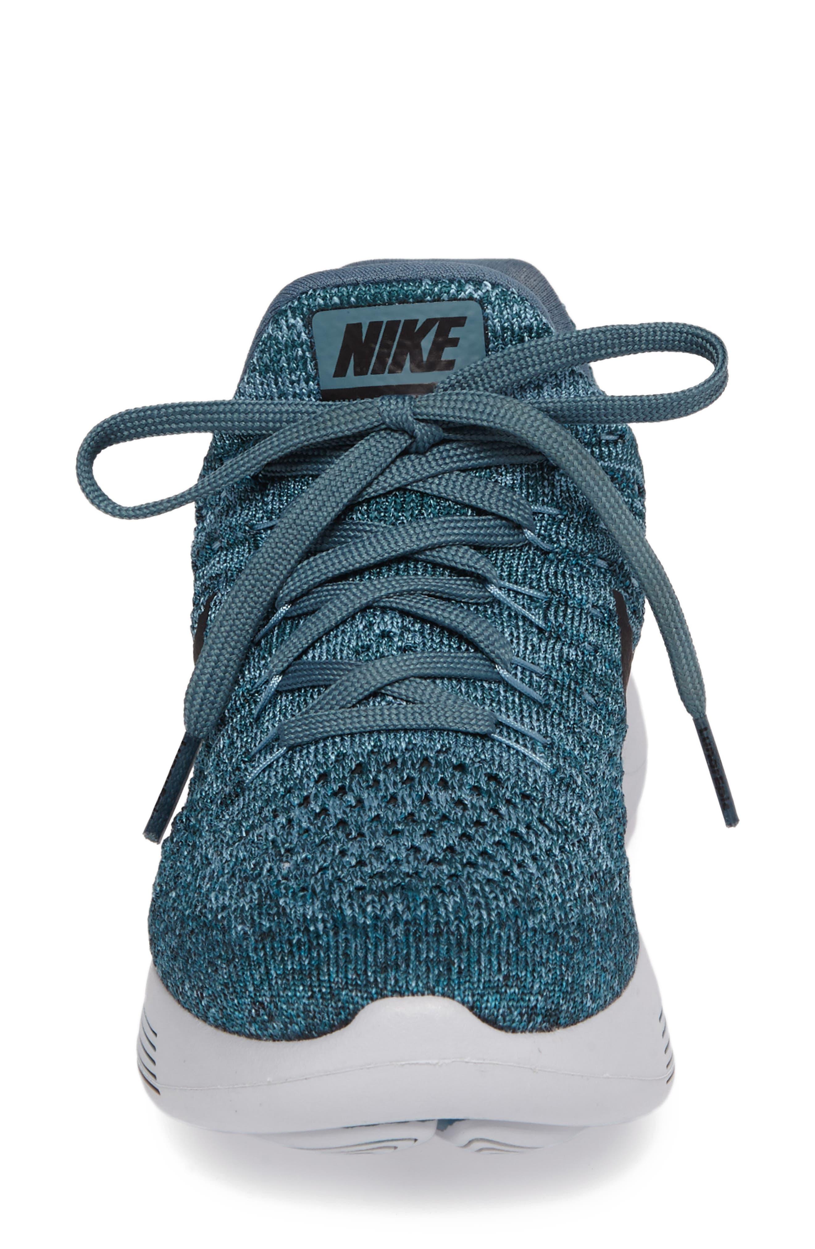 LunarEpic Low Flyknit 2 Running Shoe,                             Alternate thumbnail 69, color,