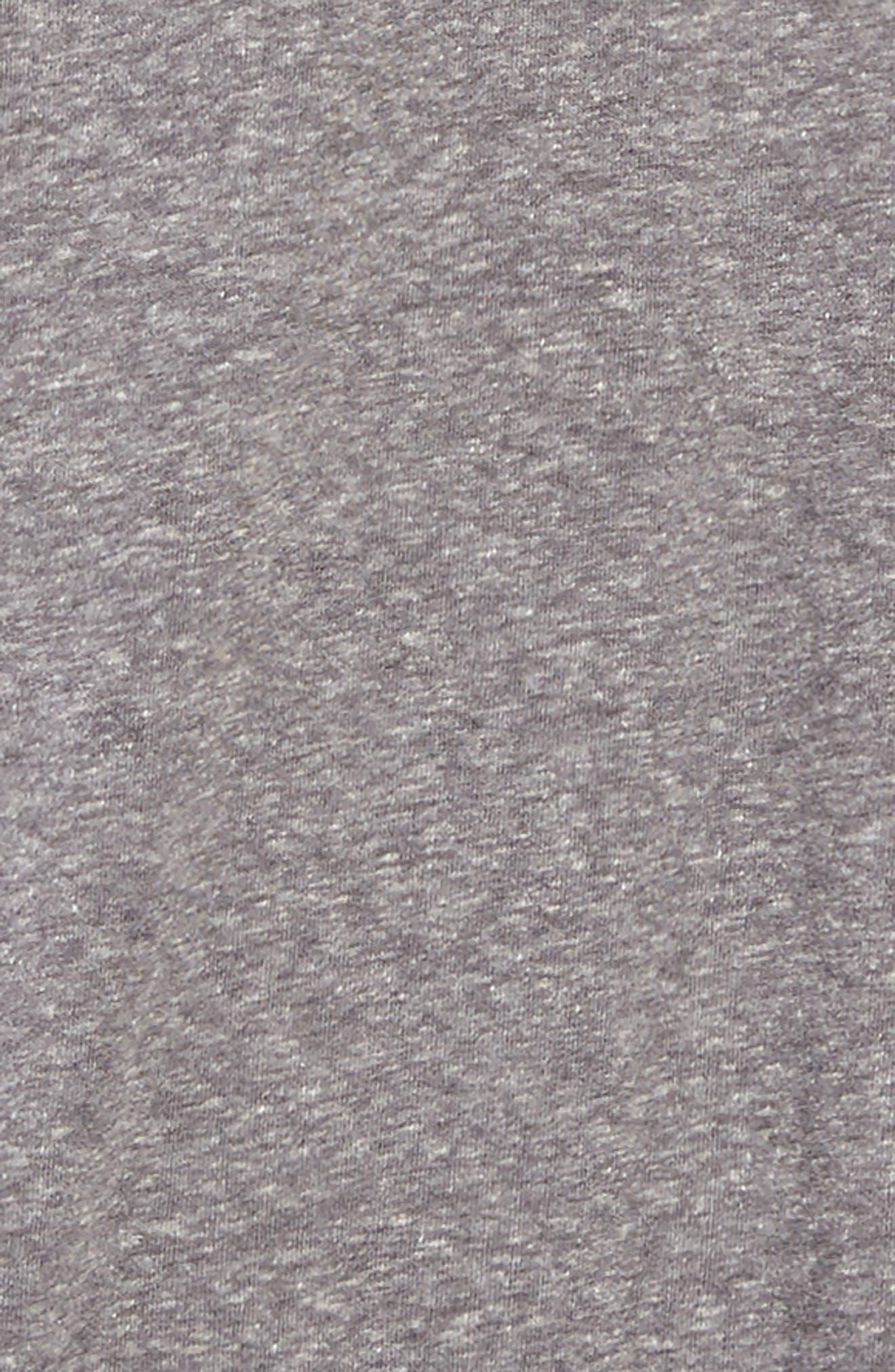 Knit Popover Dress,                             Alternate thumbnail 3, color,