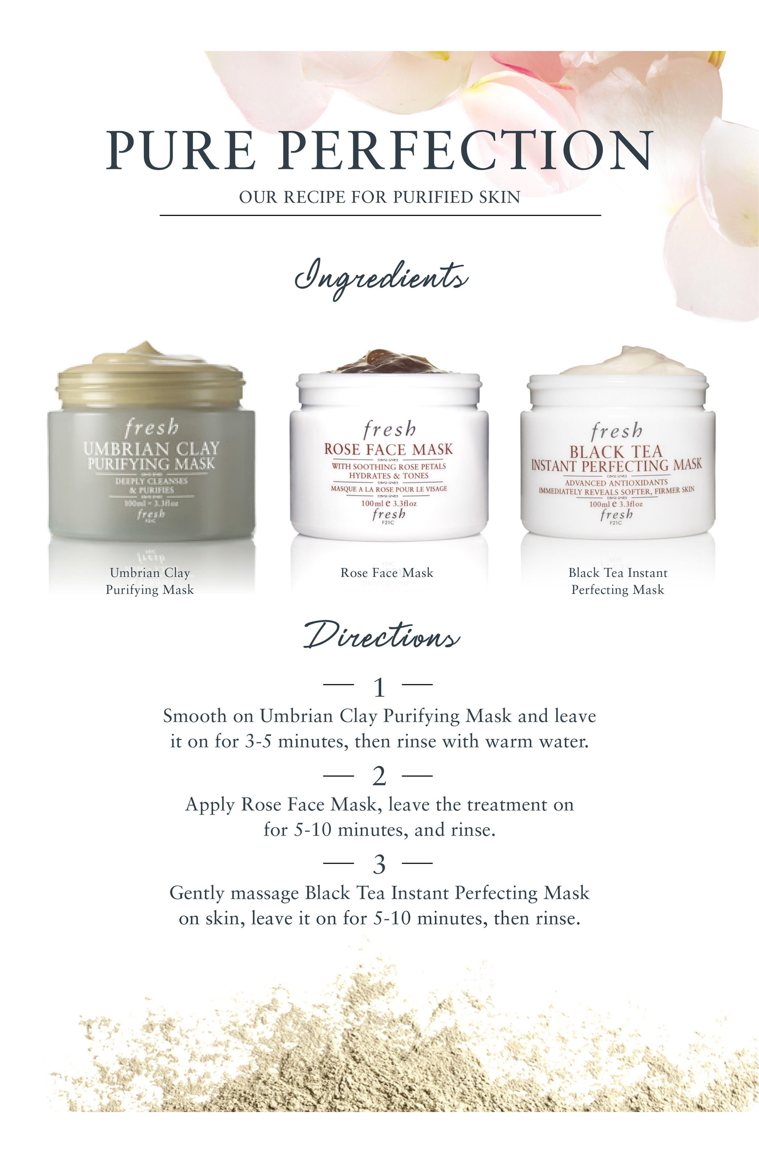 Black Tea Instant Perfecting Mask<sup>®</sup>,                             Alternate thumbnail 3, color,                             NO COLOR