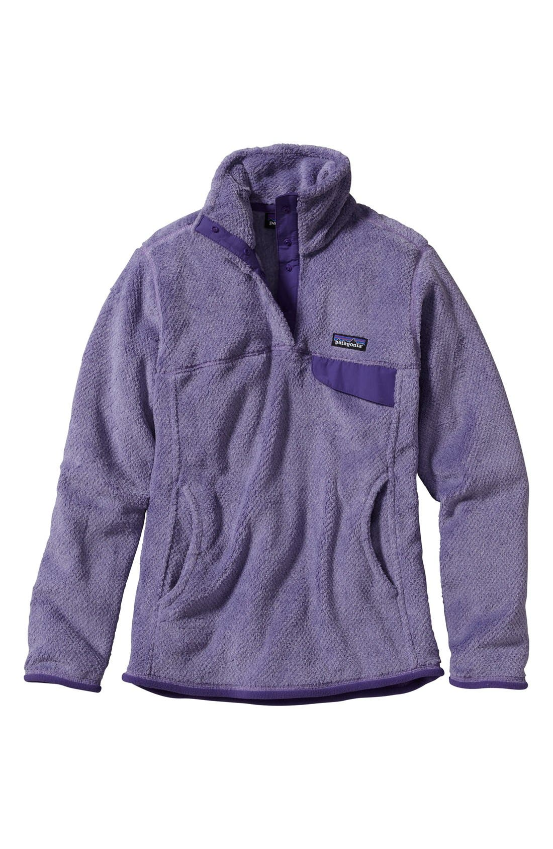 Re-Tool Snap-T<sup>®</sup> Fleece Pullover,                             Alternate thumbnail 128, color,