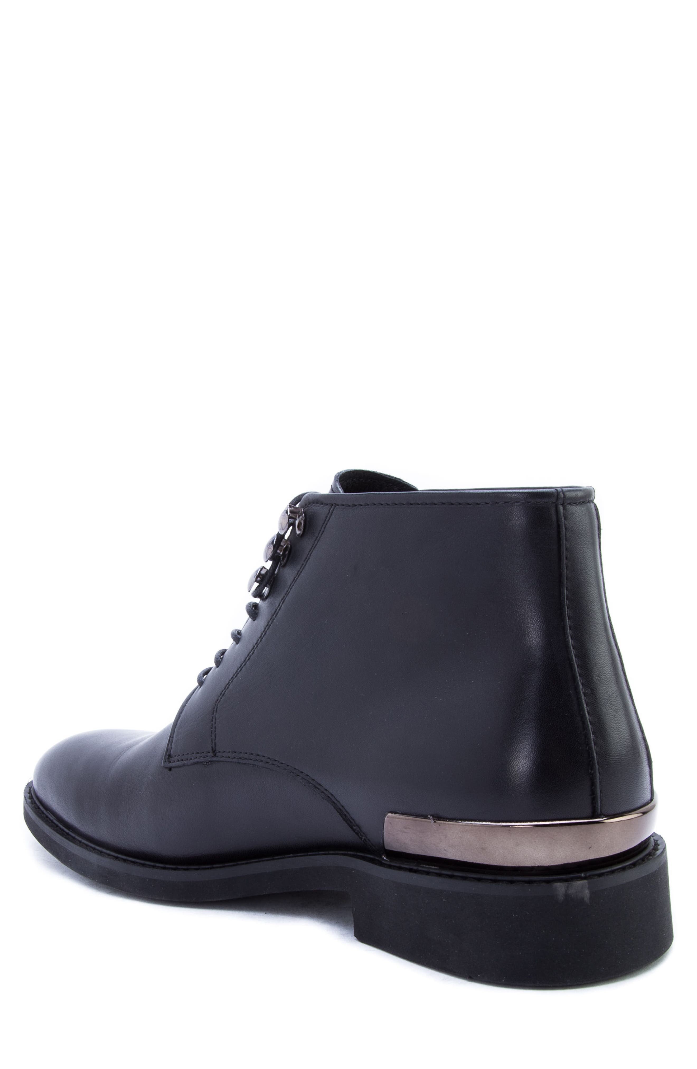 Soland Boot,                             Alternate thumbnail 2, color,                             BLACK LEATHER