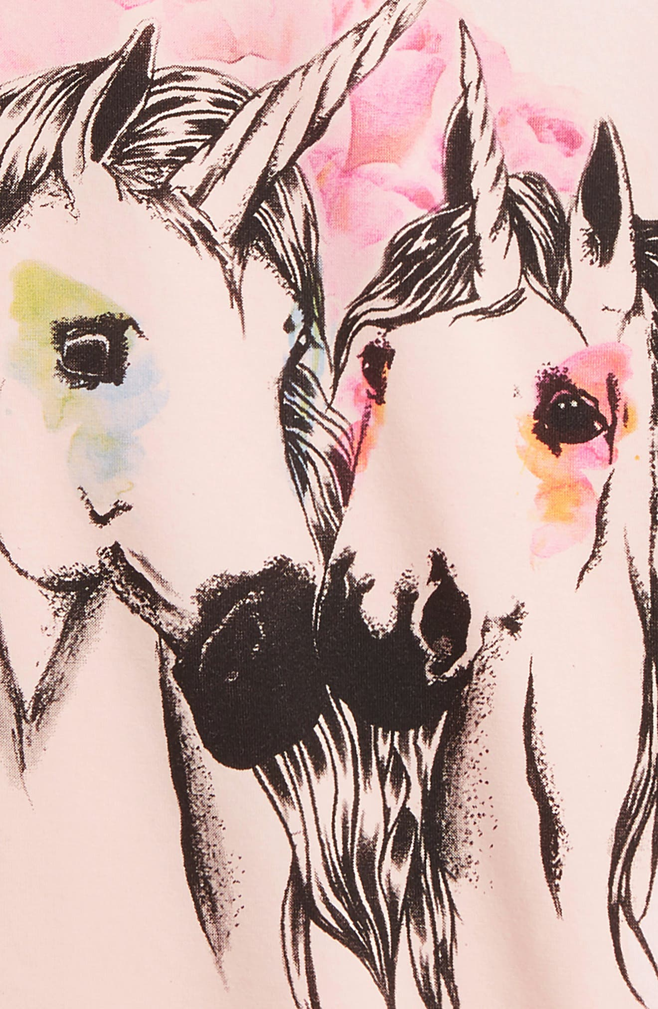 Unicorn Love Tee,                             Alternate thumbnail 2, color,                             650