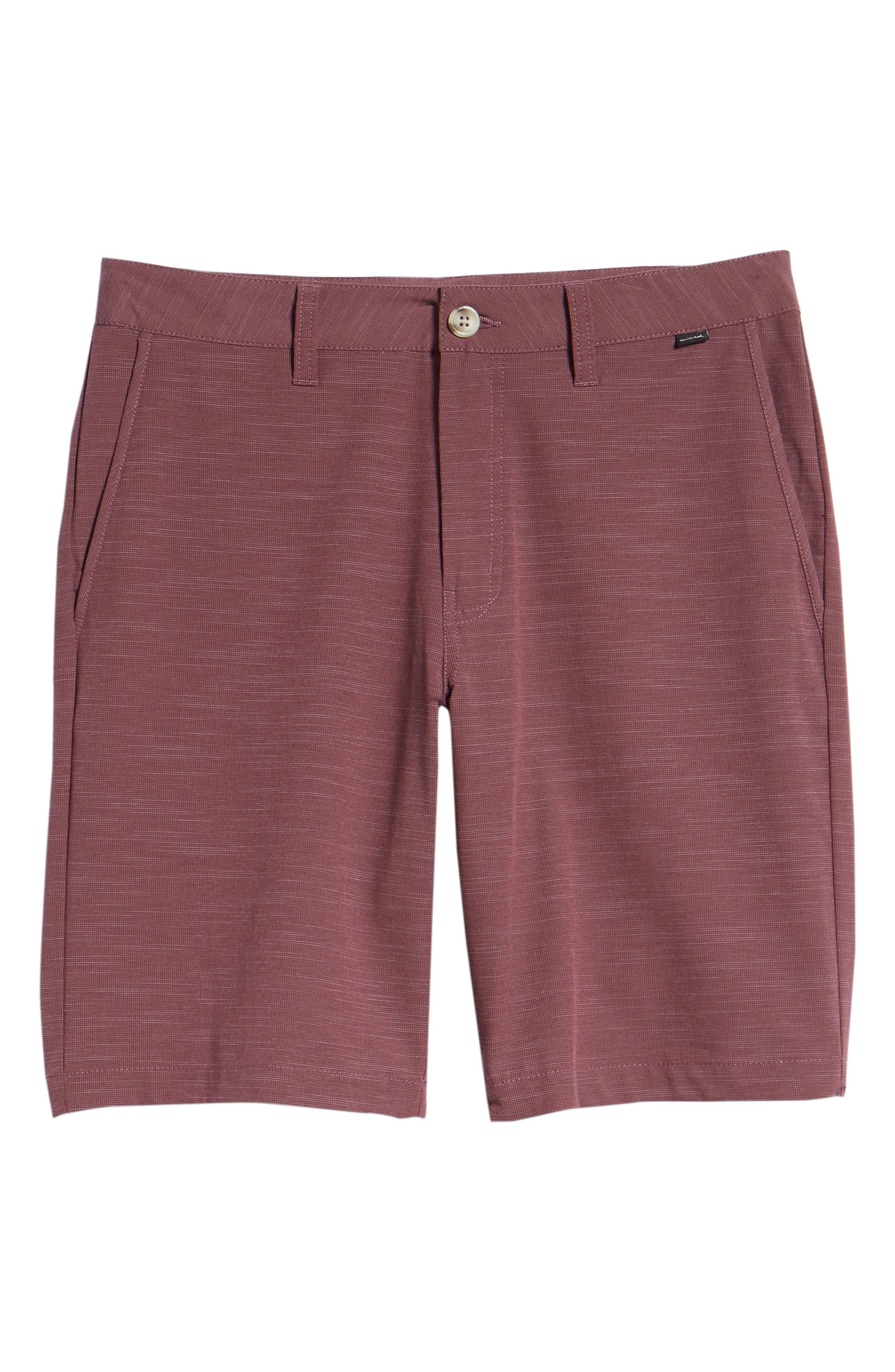 Tuner Shorts,                             Alternate thumbnail 6, color,                             EGGPLANT