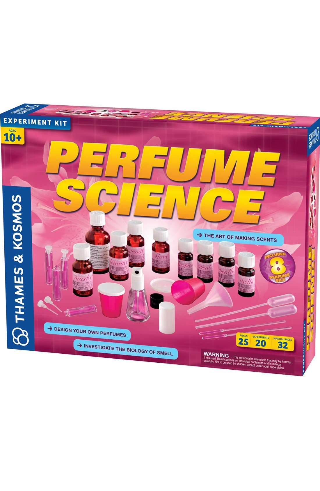 Perfume Science Kit,                             Main thumbnail 1, color,                             NONE