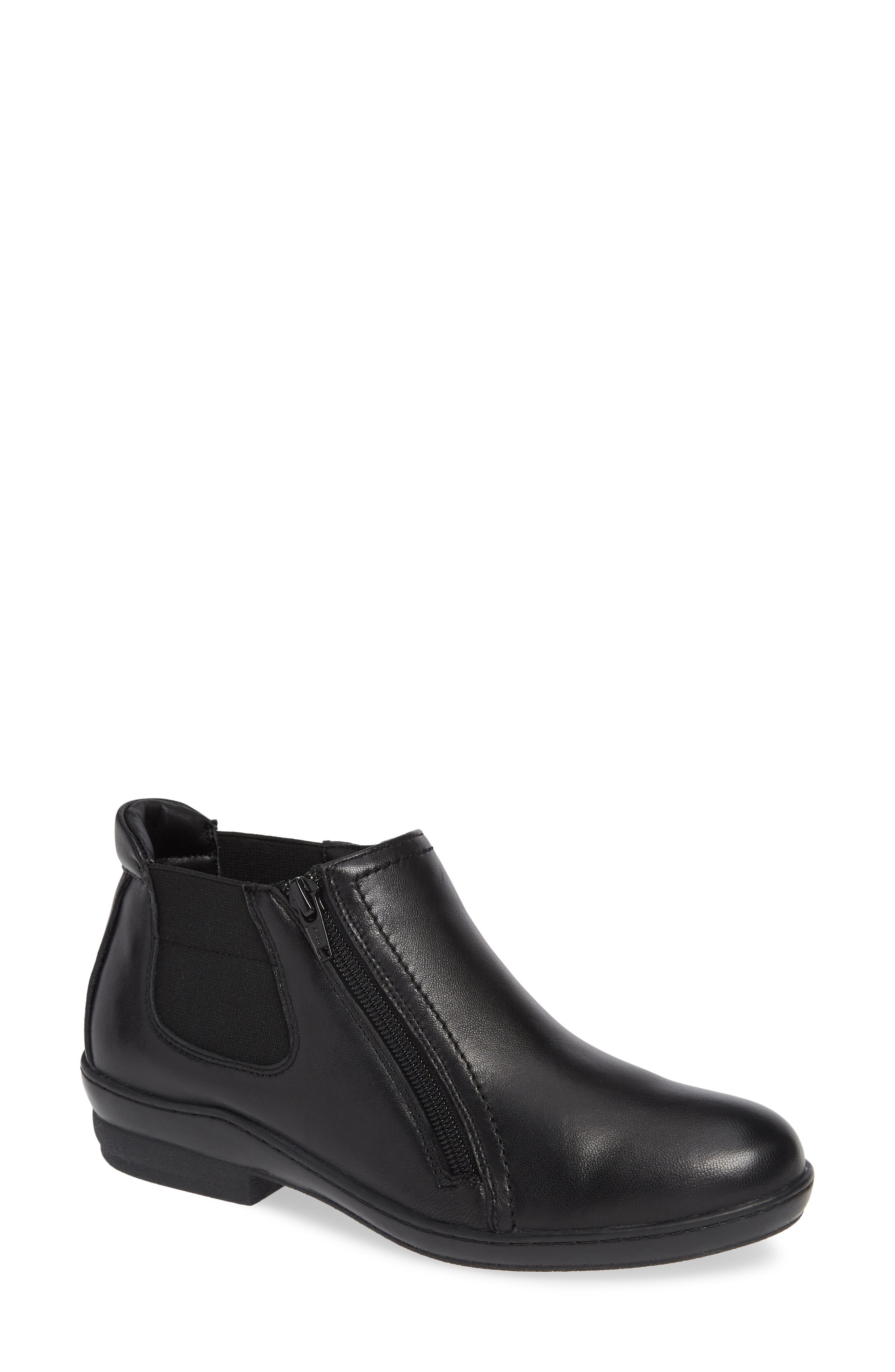 David Tate Bristol Bootie, Black