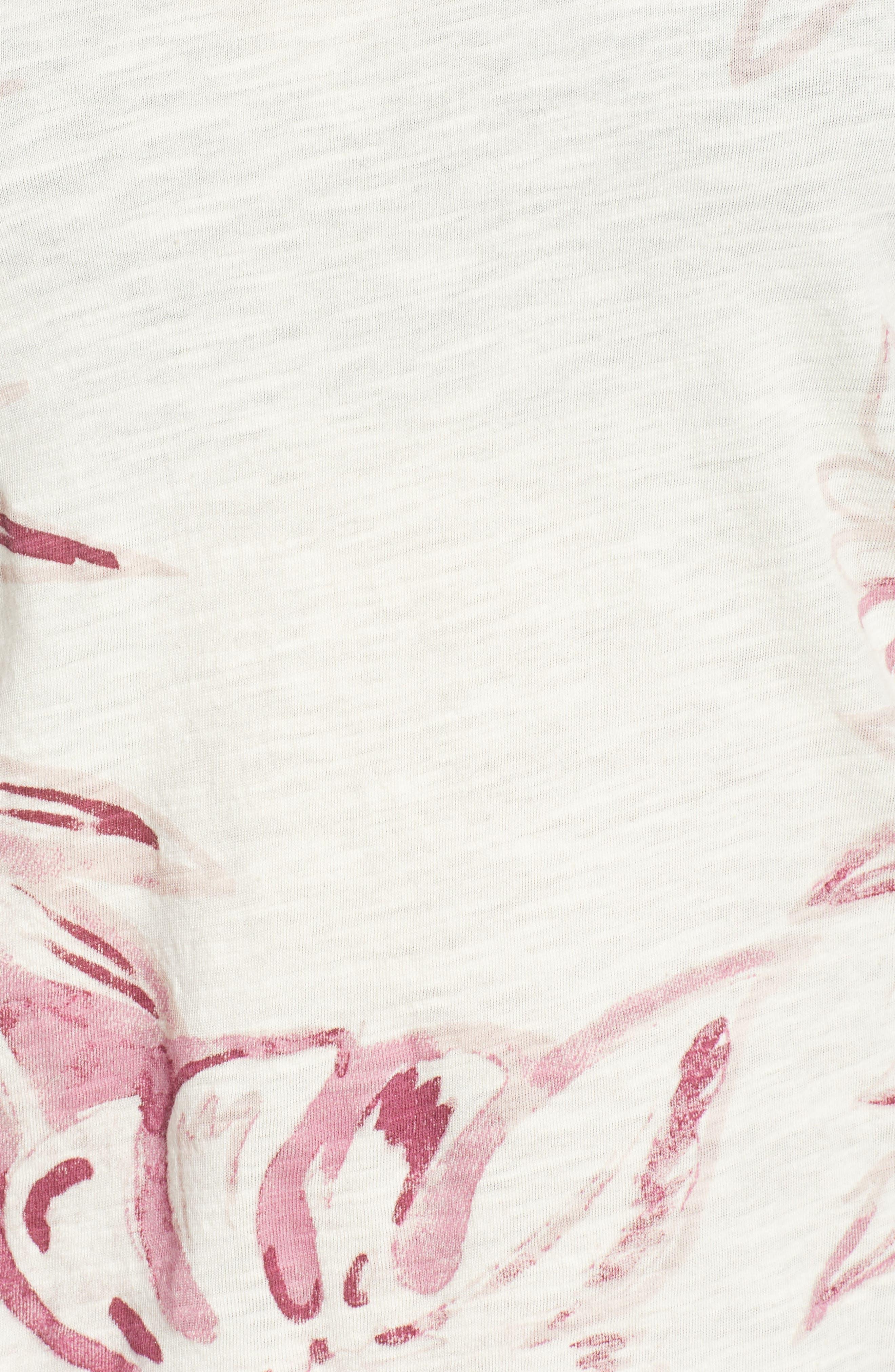 Printed Floral Tank,                             Alternate thumbnail 11, color,