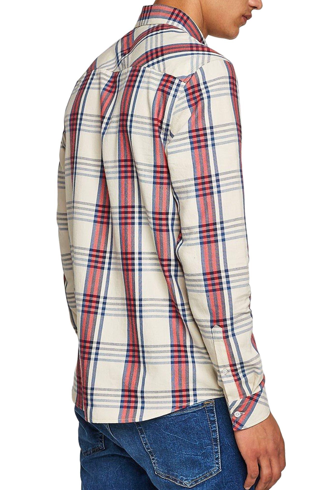 Check Shirt,                             Alternate thumbnail 2, color,                             250
