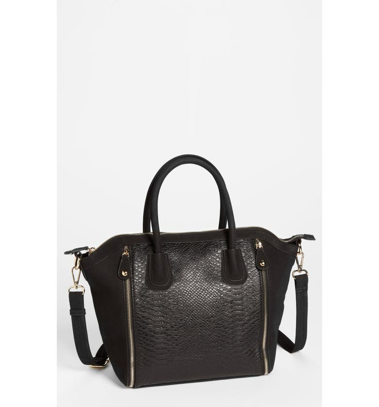 505d5b8063 Emperia Faux Leather Tote Bag (Juniors)
