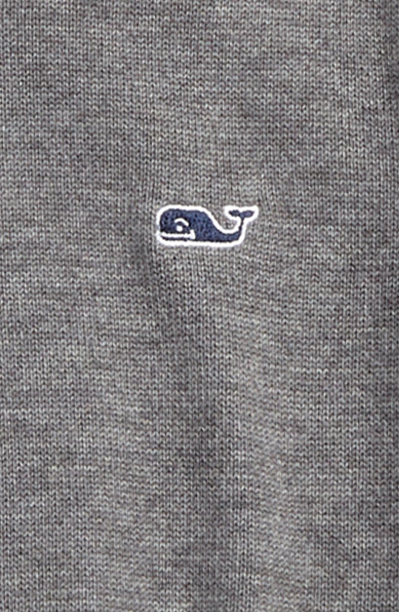 Classic Quarter Zip Sweater,                             Alternate thumbnail 2, color,                             030