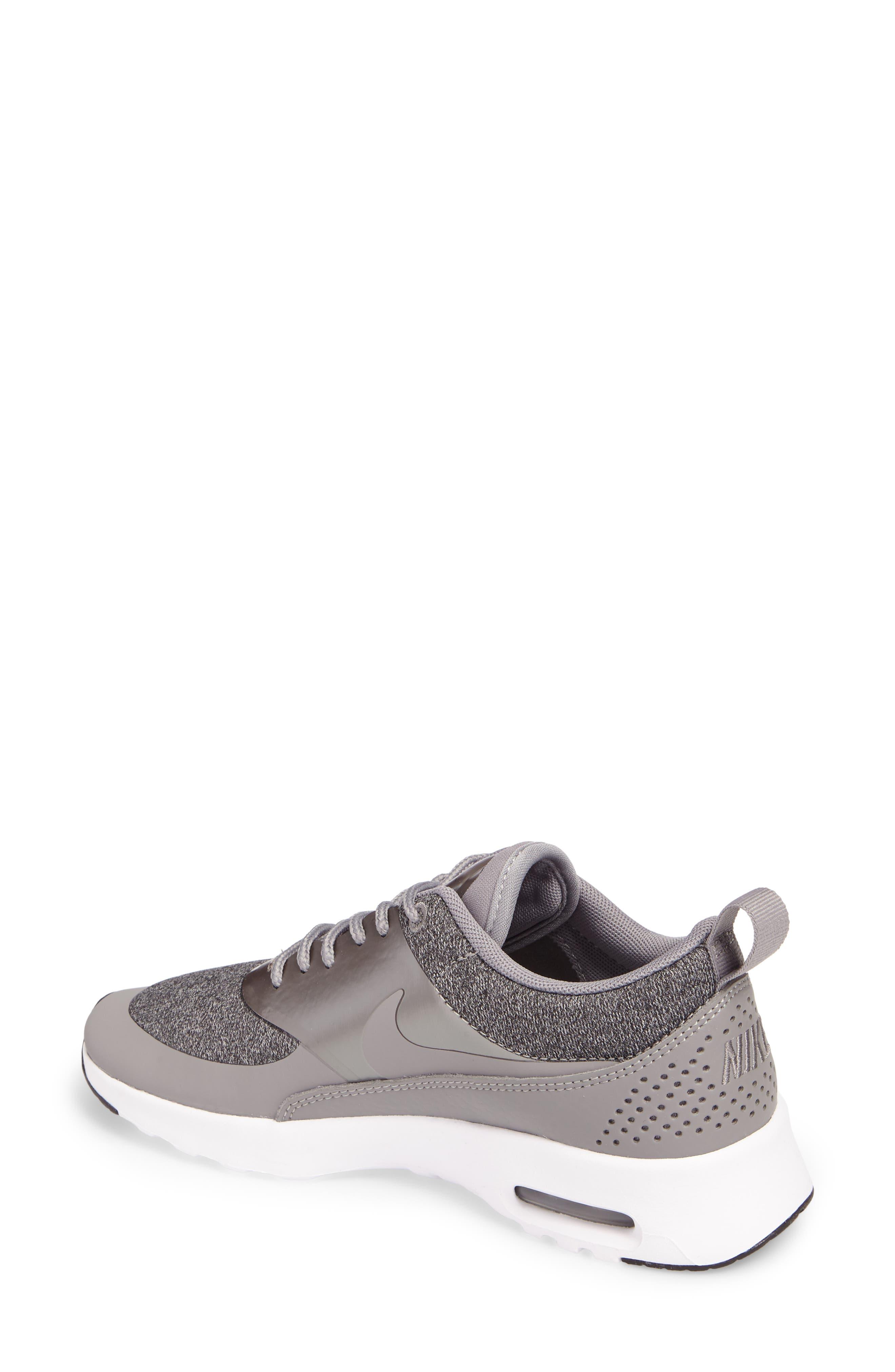 Air Max Thea Knit Sneaker,                             Alternate thumbnail 2, color,                             020