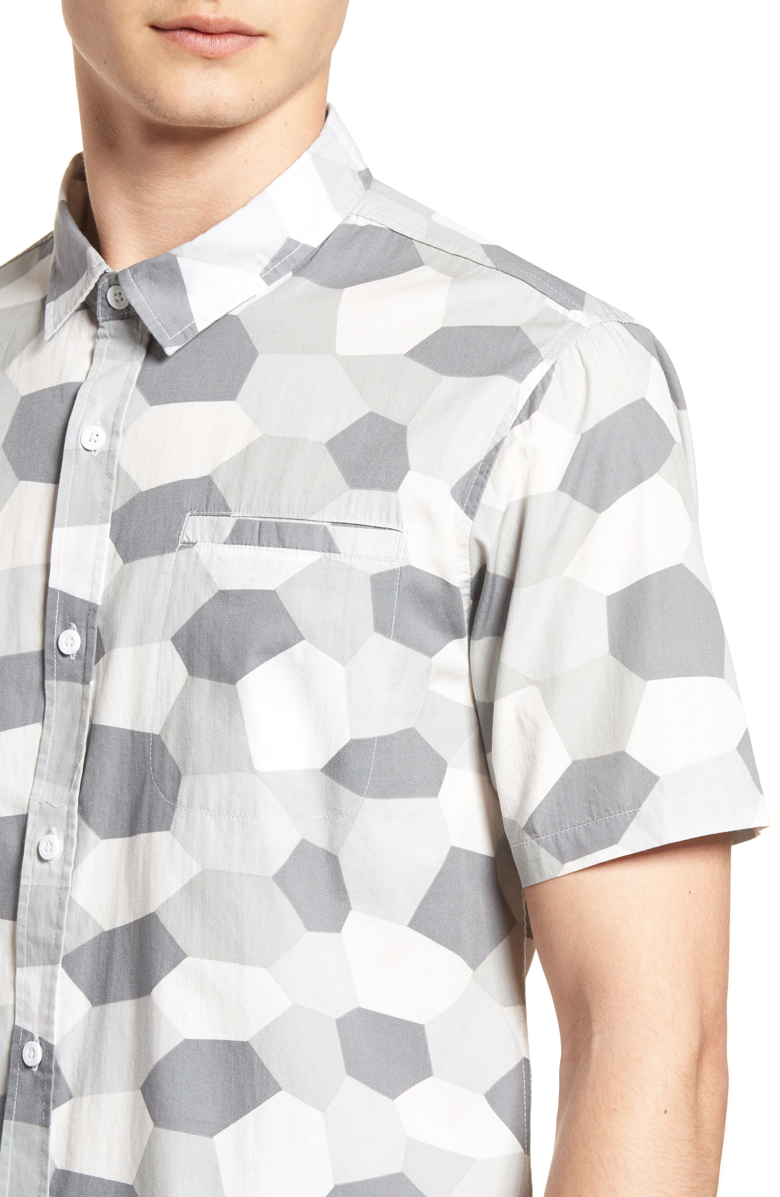 Porter Woven Shirt,                             Alternate thumbnail 21, color,