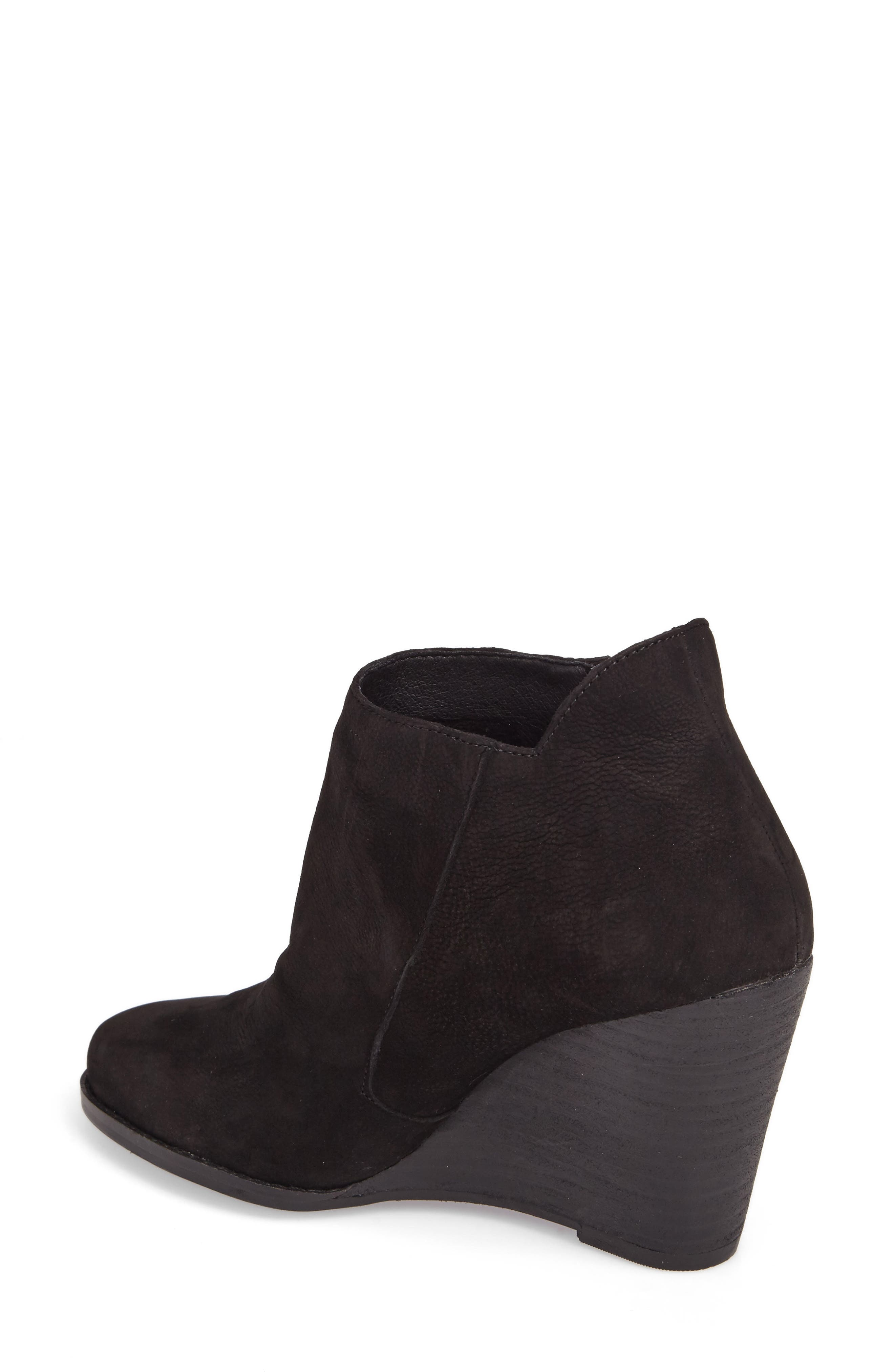 Carnivela Wedge Bootie,                             Alternate thumbnail 2, color,                             001