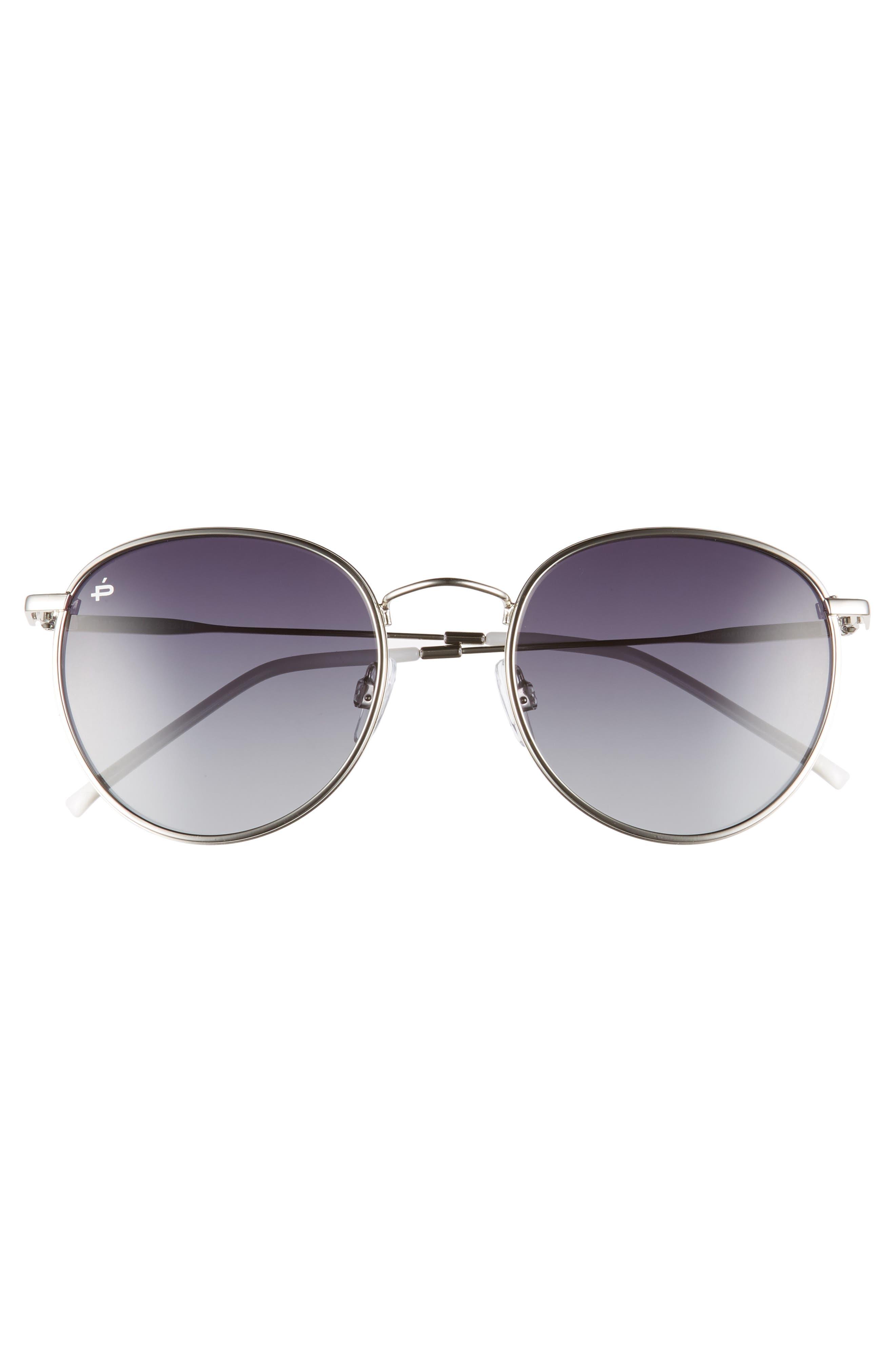 Privé Revaux The Patriot 53mm Sunglasses,                             Alternate thumbnail 6, color,