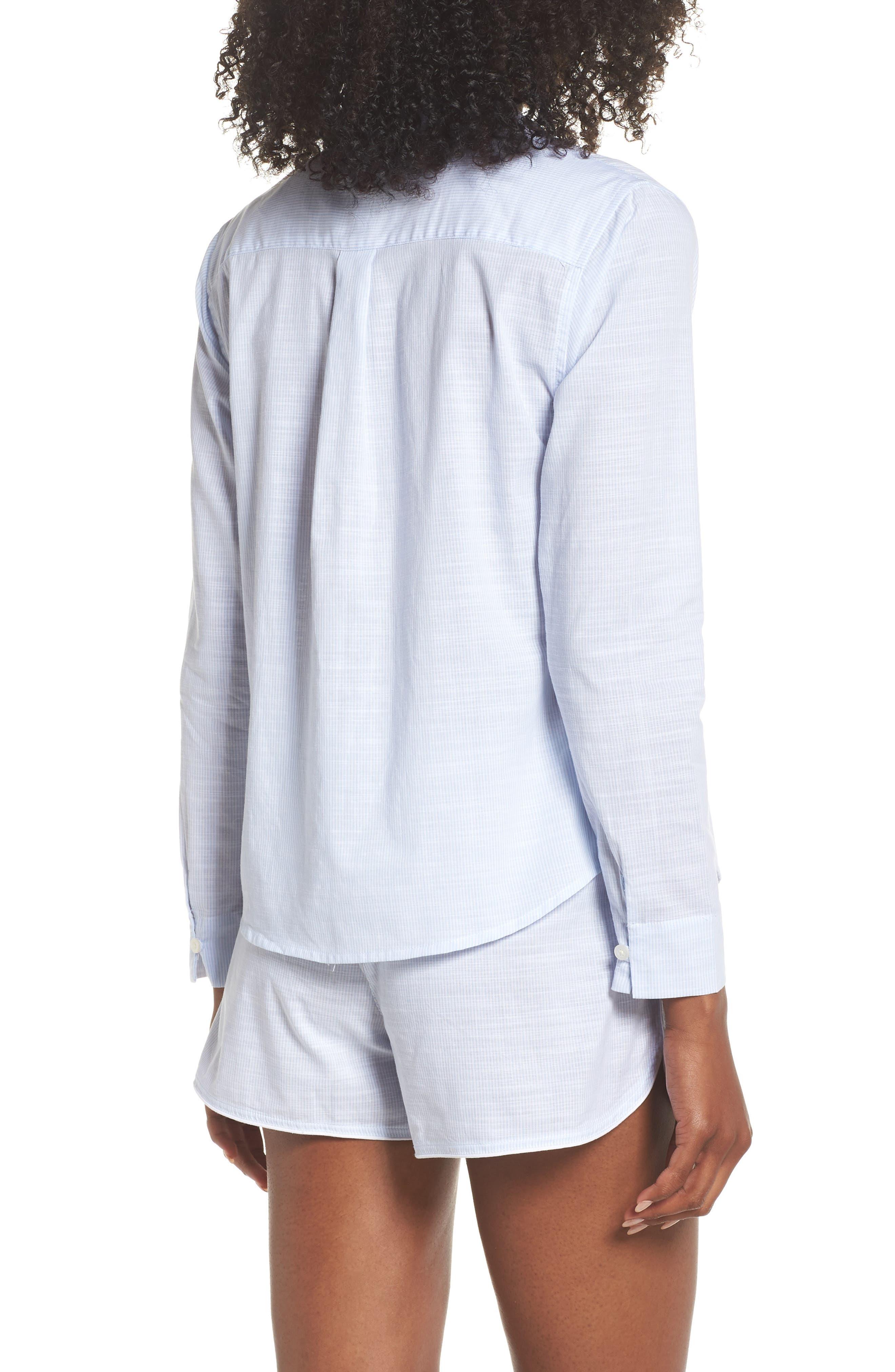 Short Pajamas,                             Alternate thumbnail 2, color,                             486