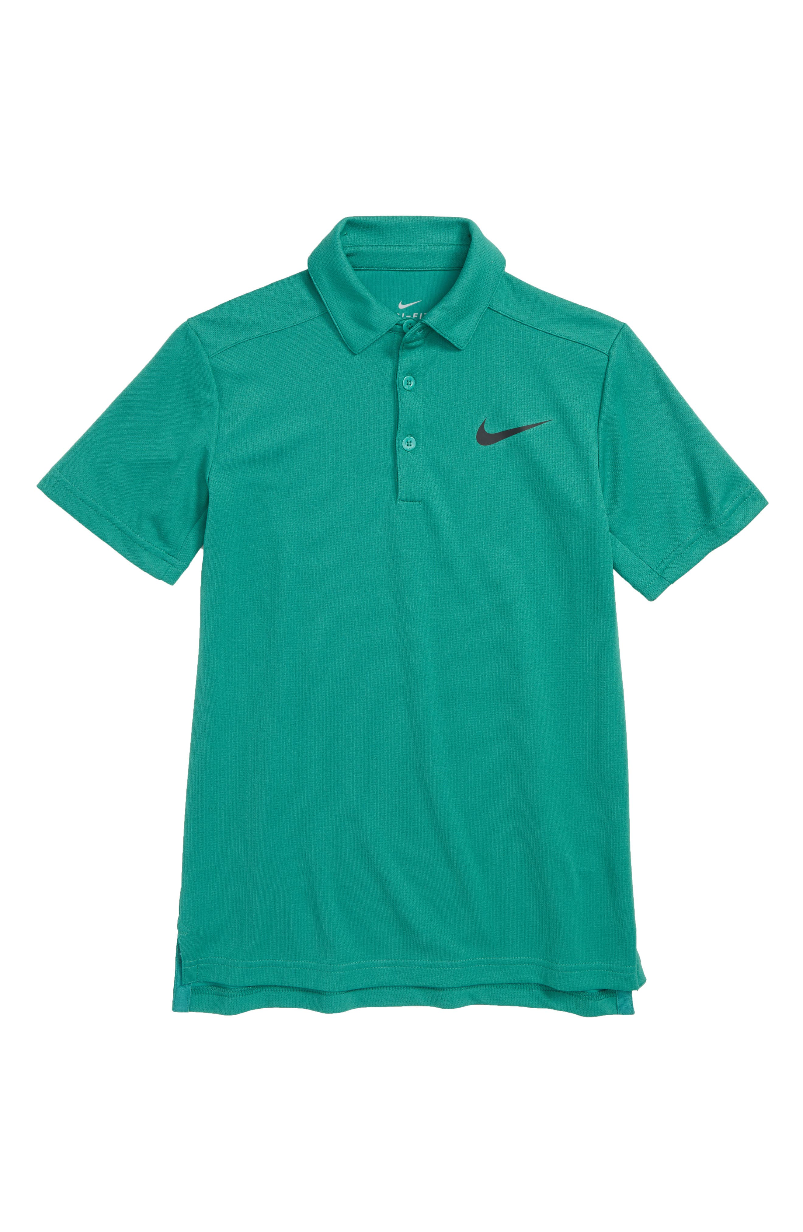 Dry Polo Shirt,                         Main,                         color, 368